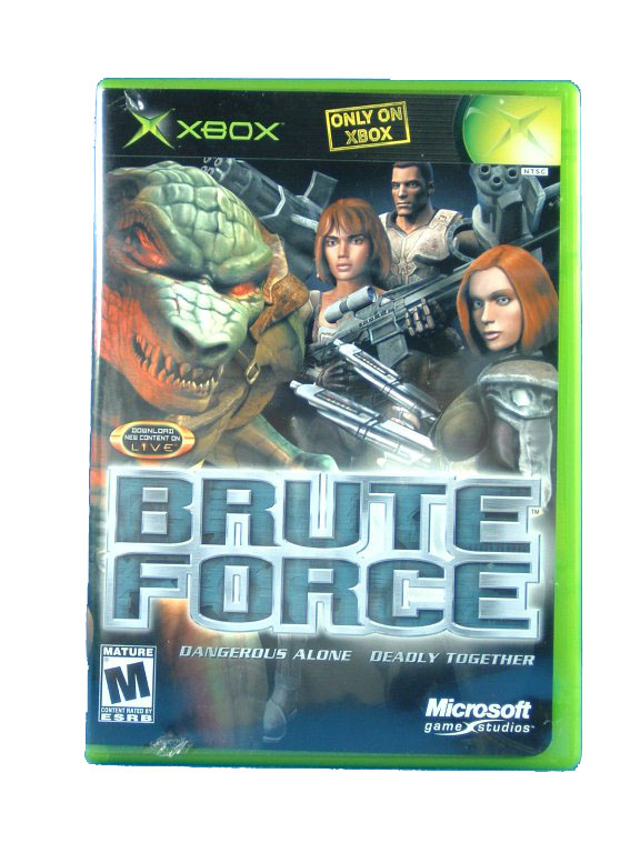 XBOX Brute Force Complete - 2003