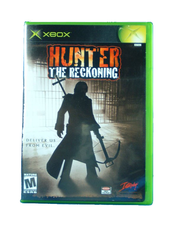 XBOX Hunter: The Reckoning Complete - 2002