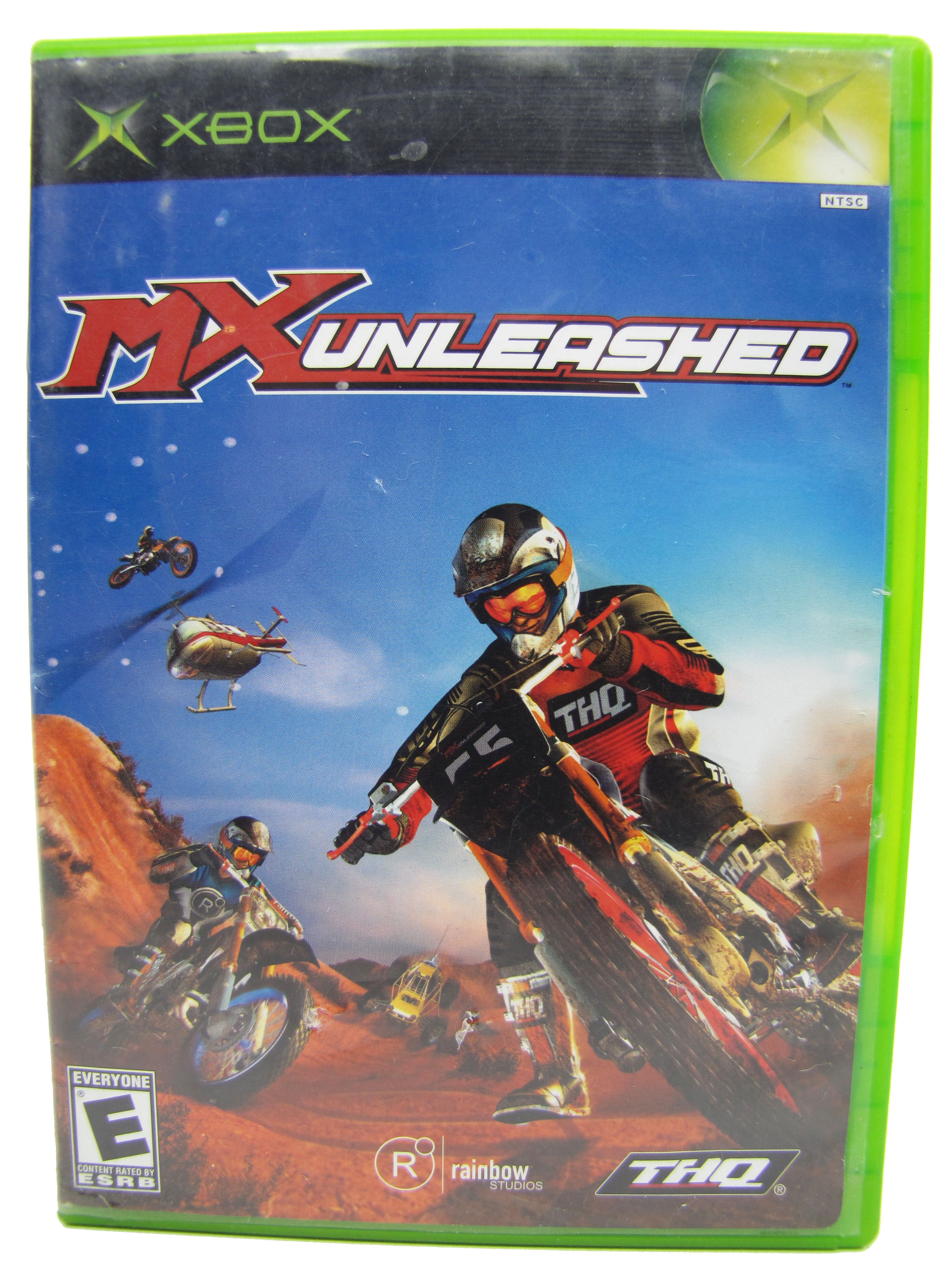 XBOX MX Unleashed Complete - 2004