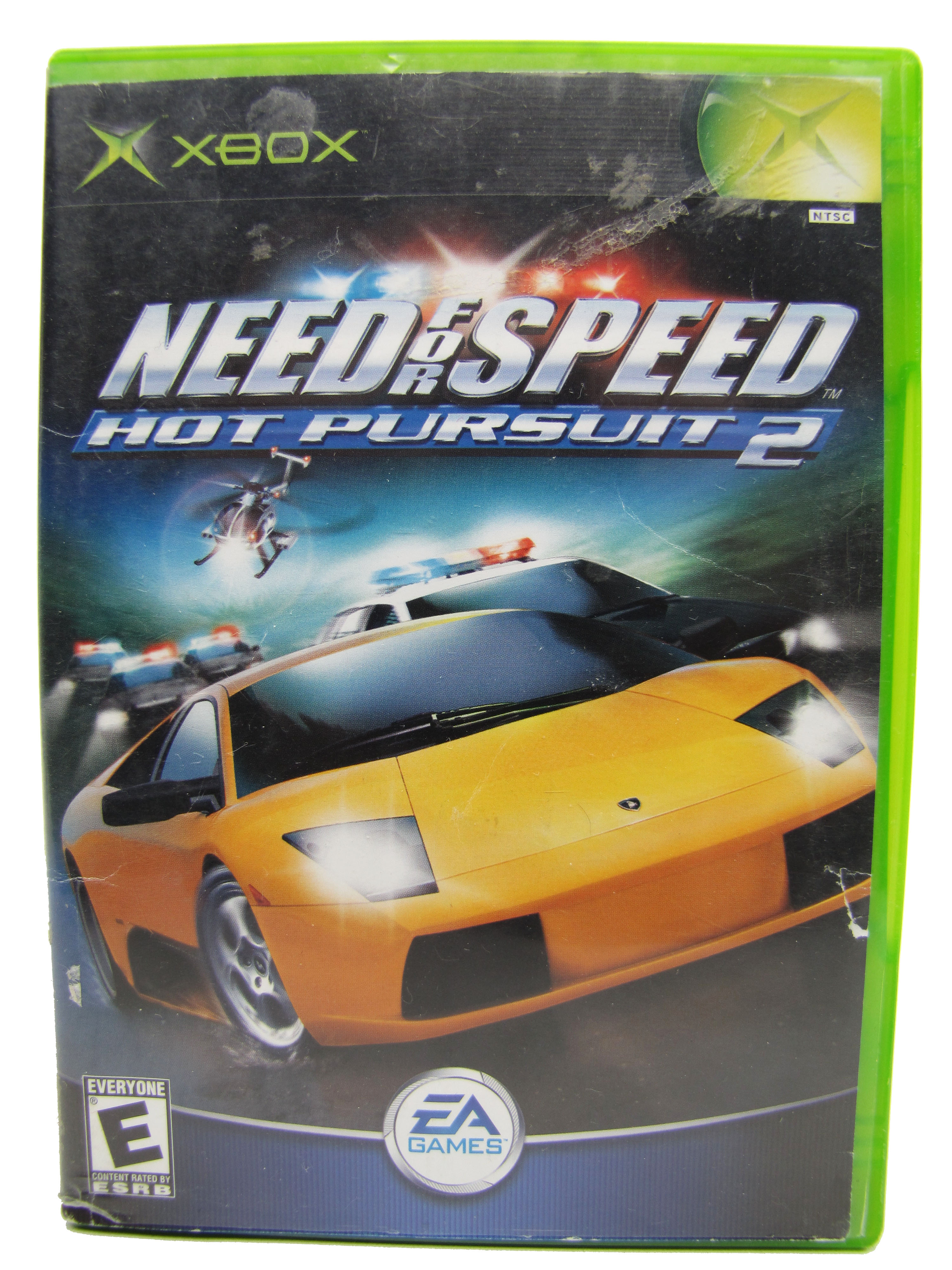 XBOX Need for Speed: Hot Pursuit 2