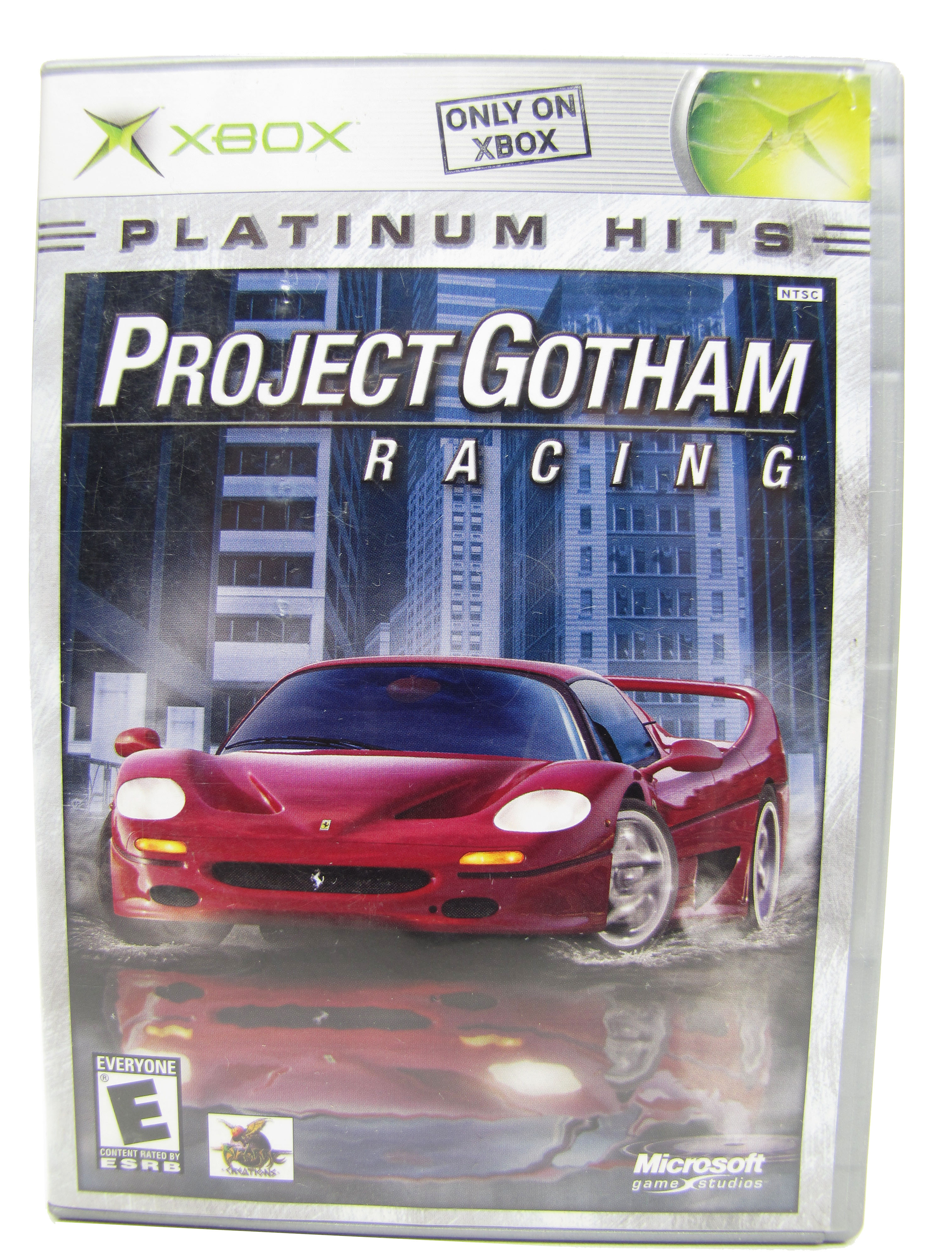 XBOX Project Gotham Racing Complete - 2003