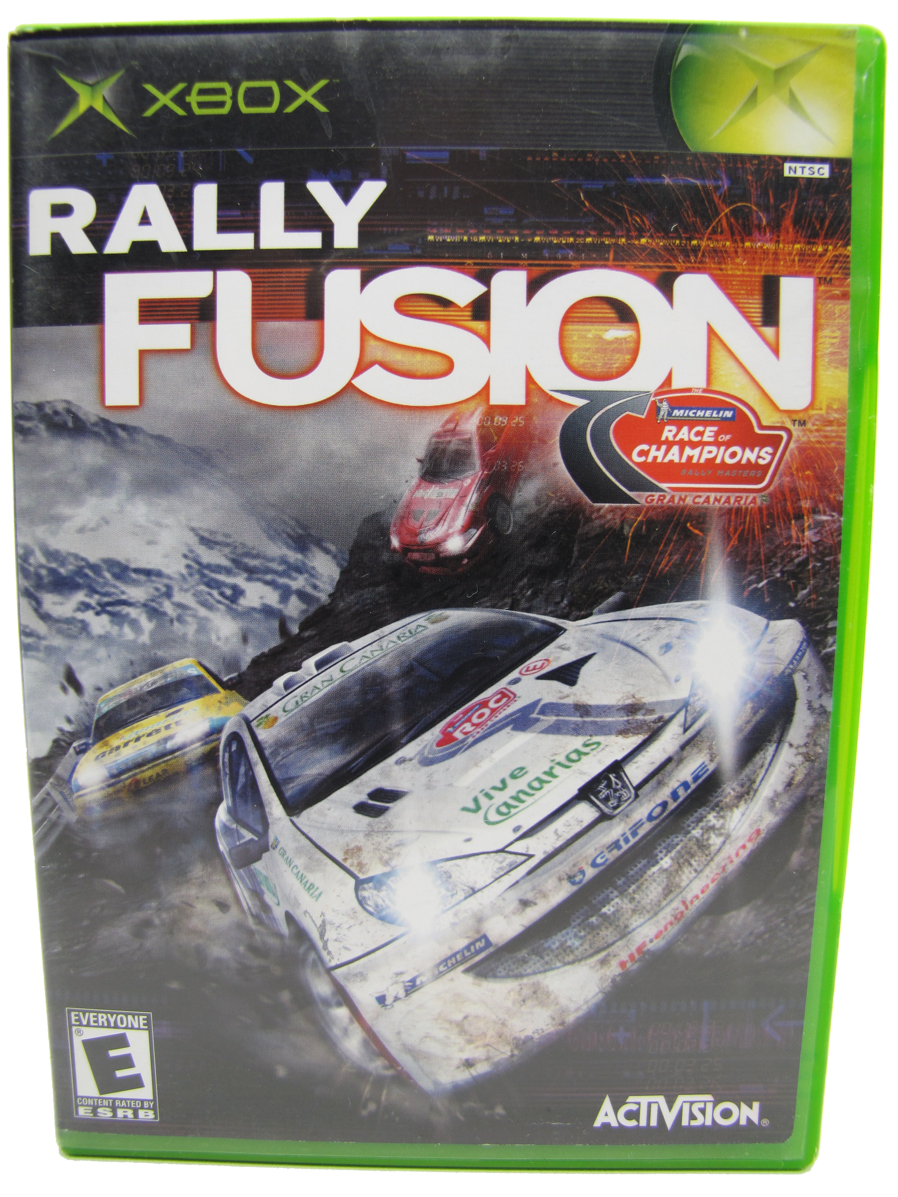 XBOX Rally Fusion: Race of Champions Complete - 2002