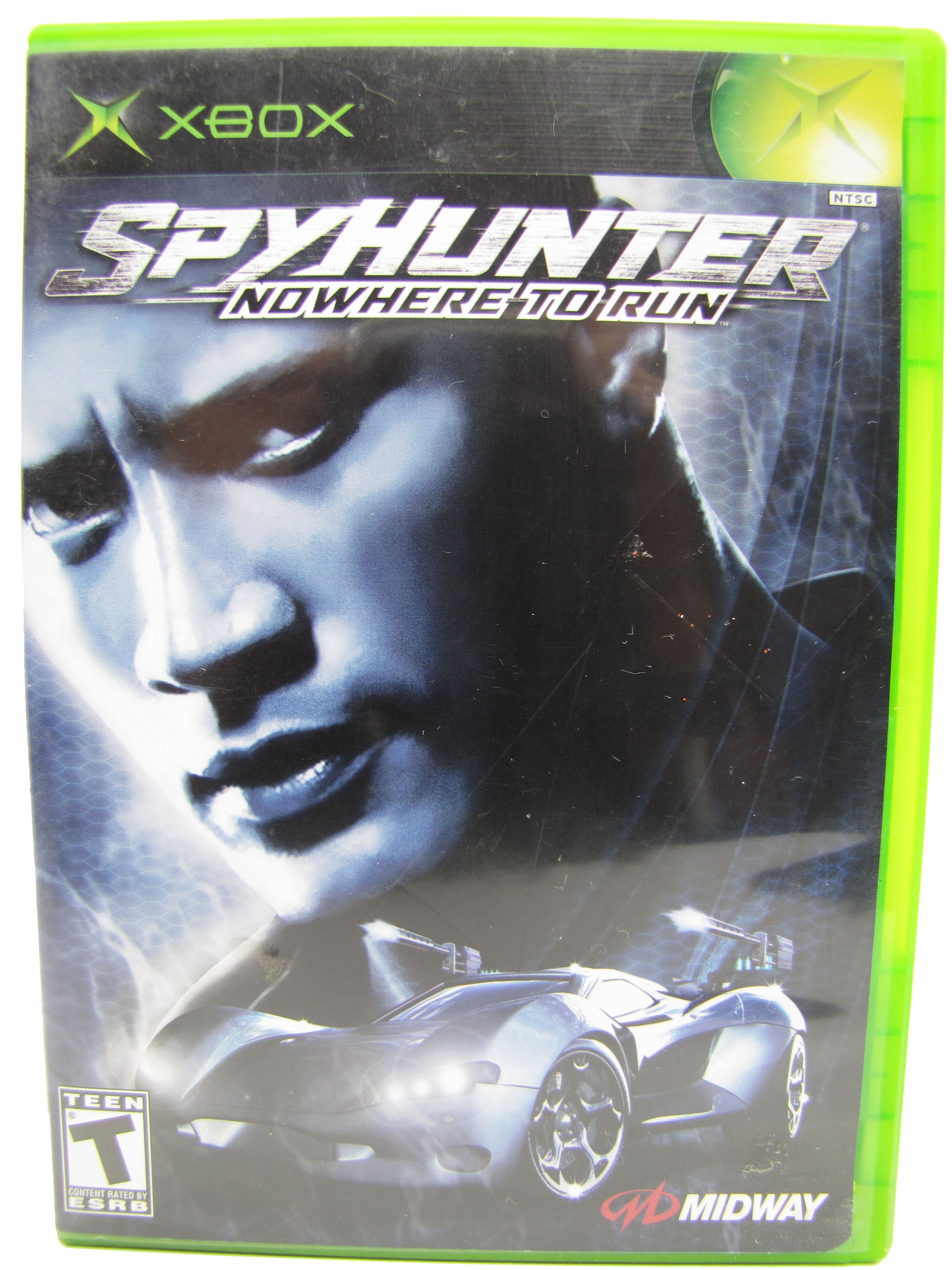XBOX Spy Hunter: Nowhere to Run Complete - 2006