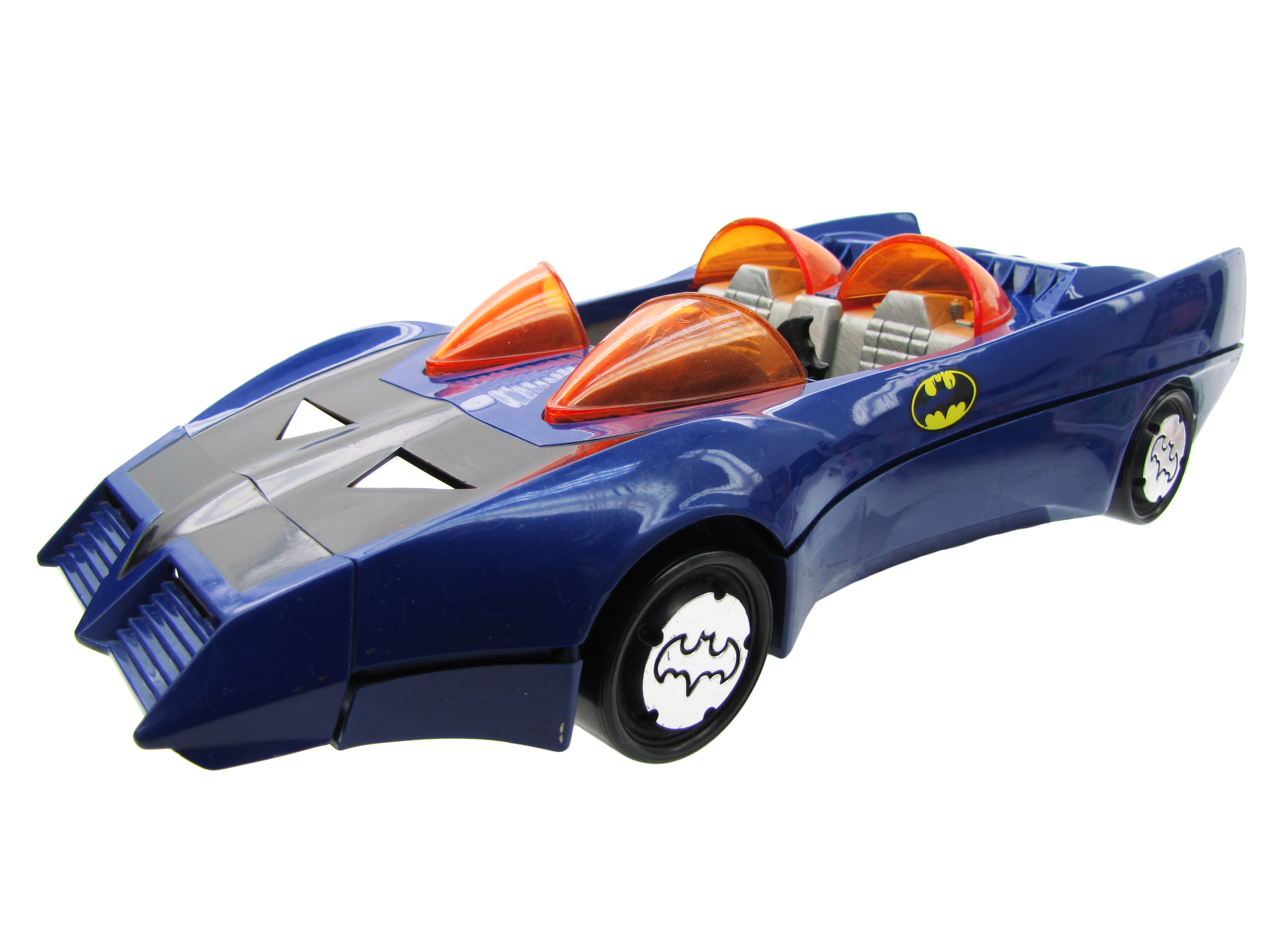 1984 DC Super Powers Collection BATMOBILE Complete
