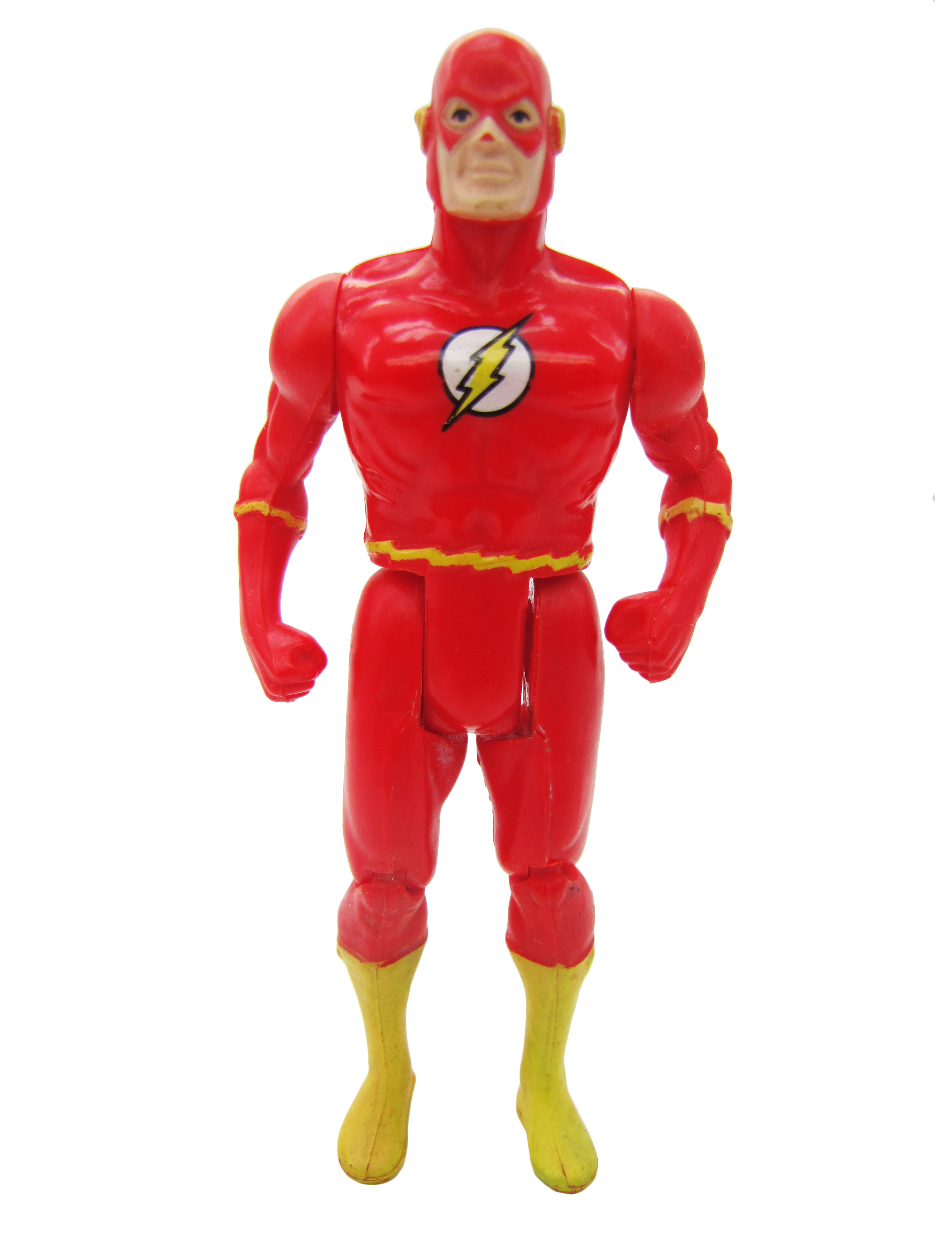 1984 DC Super Powers Collection FLASH Good Condition