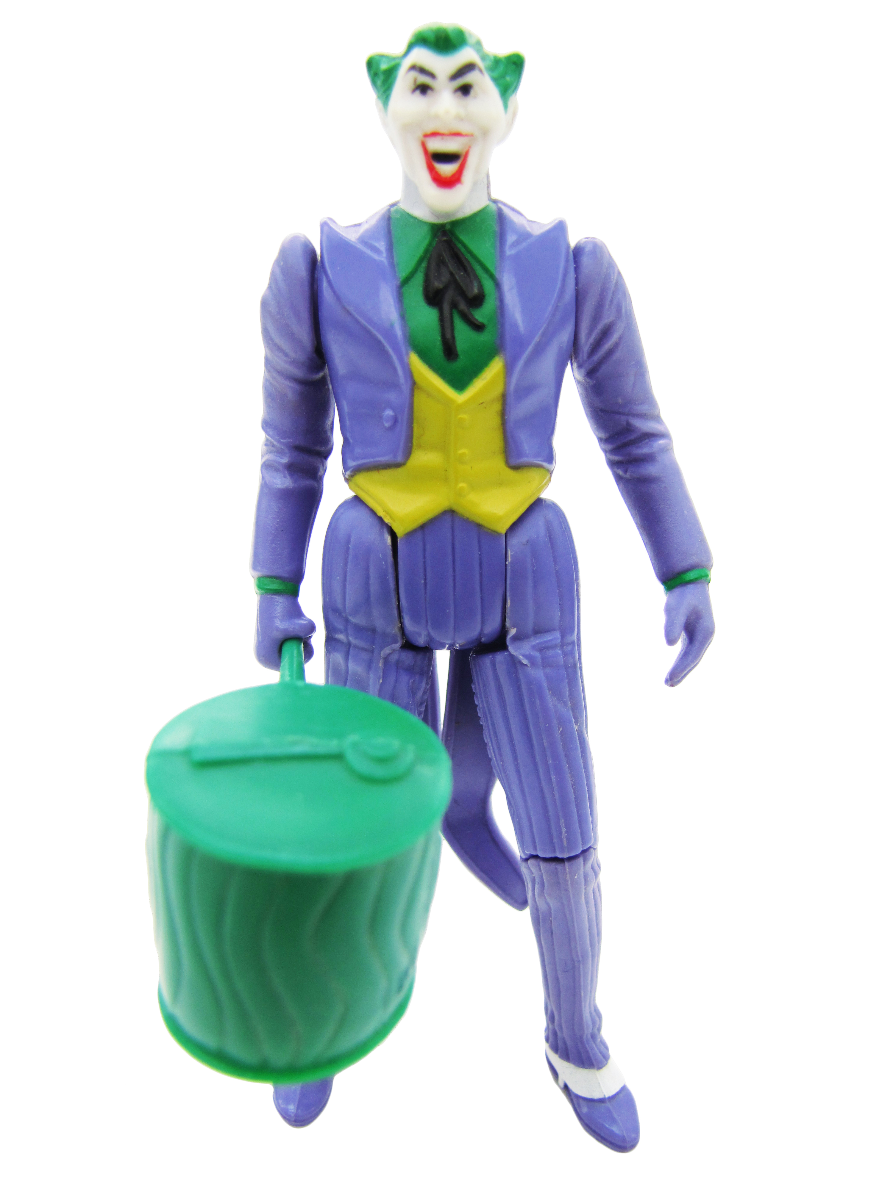 1984 DC Super Powers Collection THE JOKER Complete Mint Condition