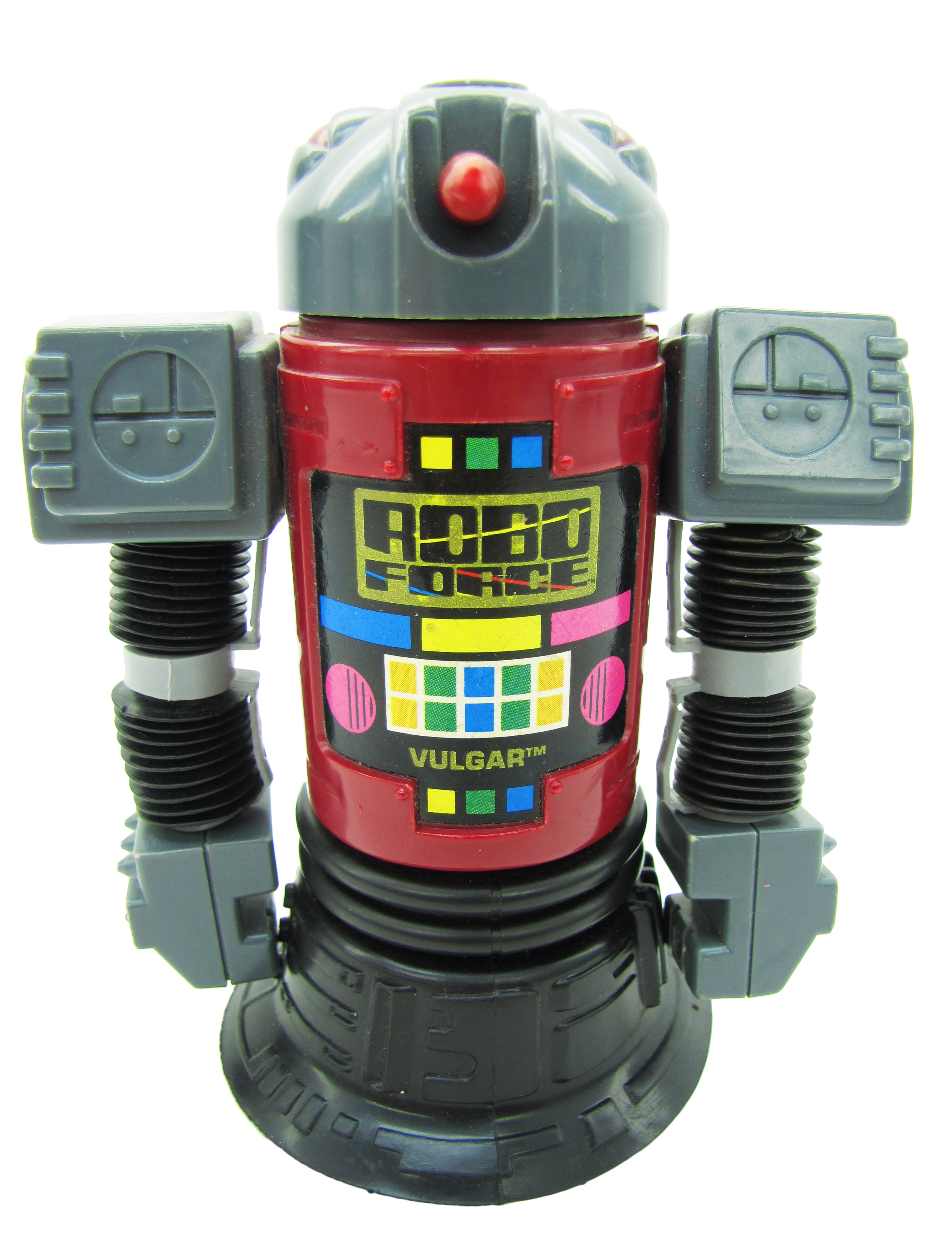 1984 CBS Ideal Robo-Force VULGAR THE DESTROYER Mint