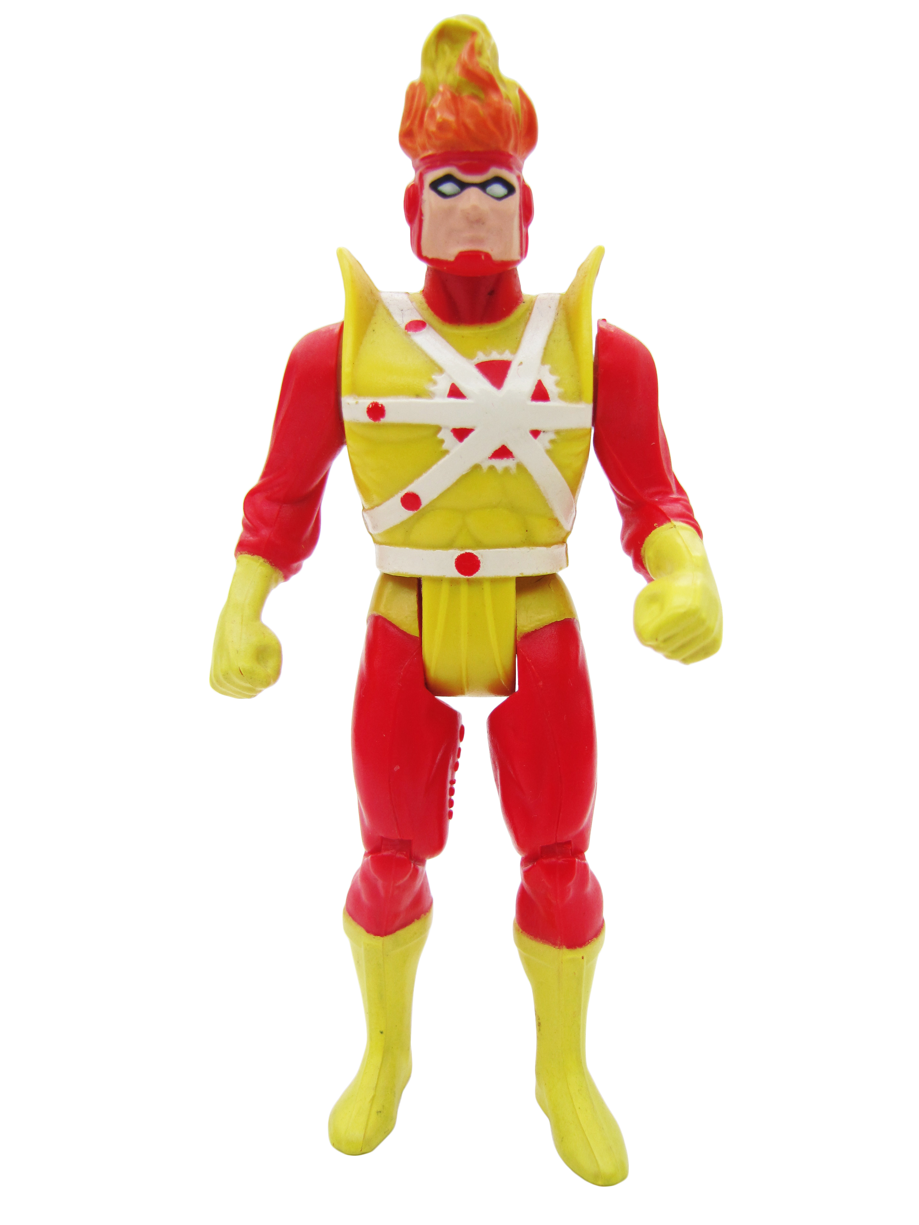 1985 DC Super Powers Collection FIRESTORM Complete Mint