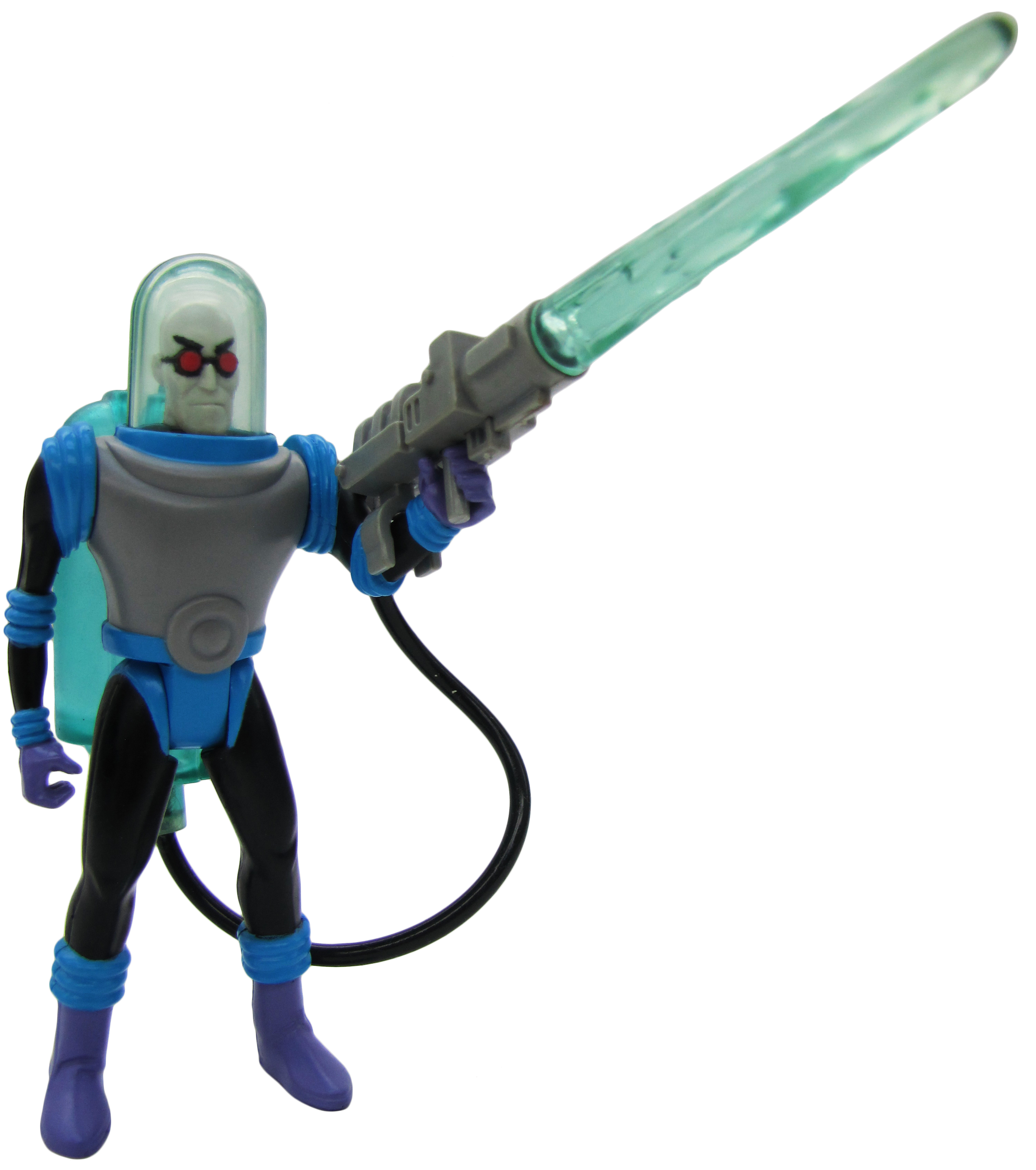 1993 Batman The Animated Series MR. FREEZE Complete Mint