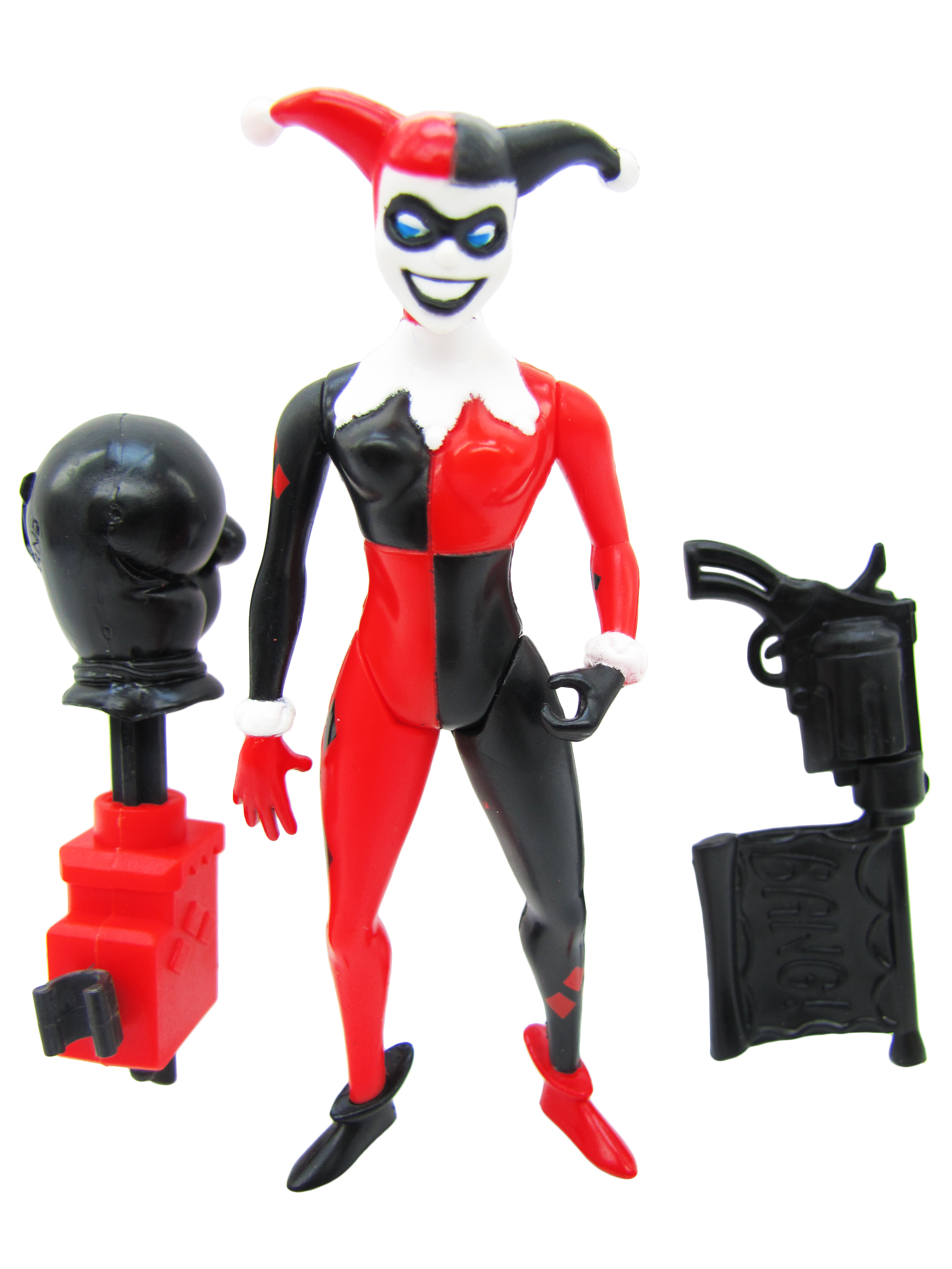 1997 The Adventures Batman & Robin HARLEY QUINN Complete Mint