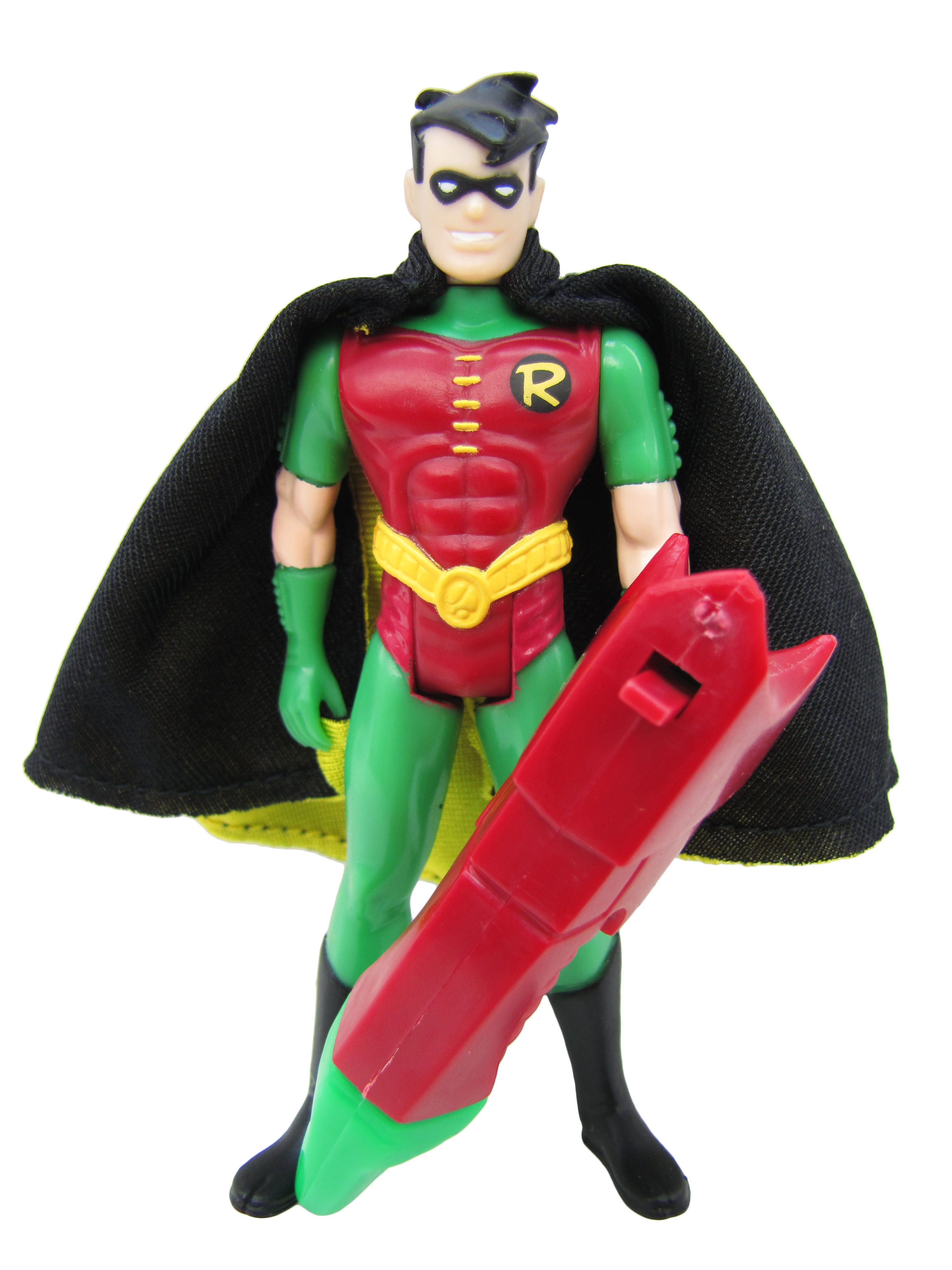 2001 Batman Mission Masters REVENGE OF THE PENGUIN ROBIN Complete Mint