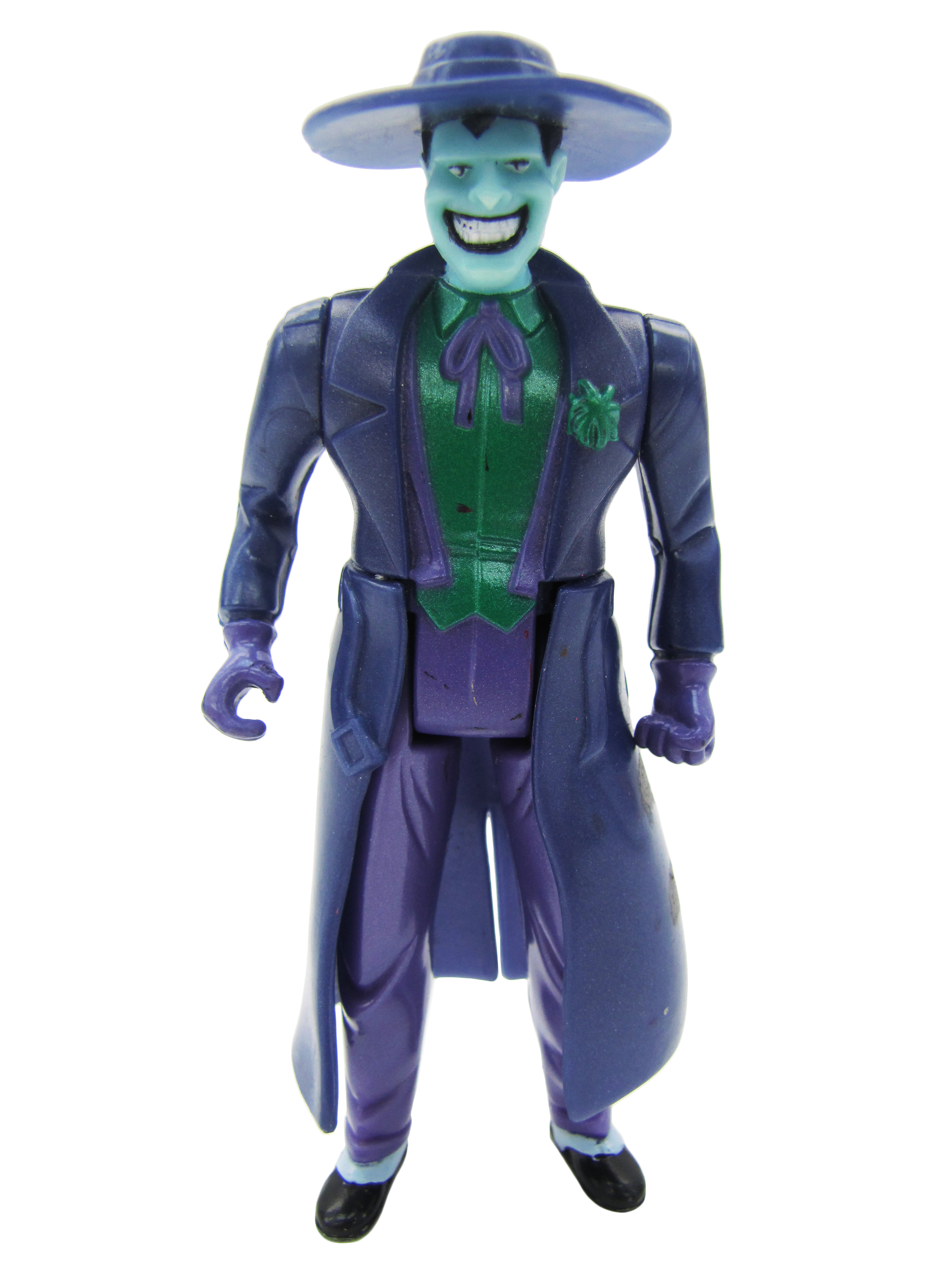 2002 Mission Masters BATMAN VS THE JOKER LAUGHING MATTER JOKER Complete Mint