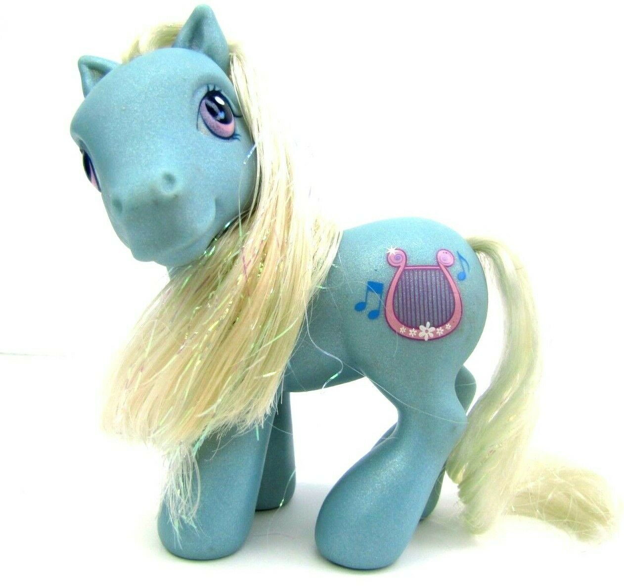 2004 My Little Pony Generation 3 Perfectly Pony BEE BOP Very NICE