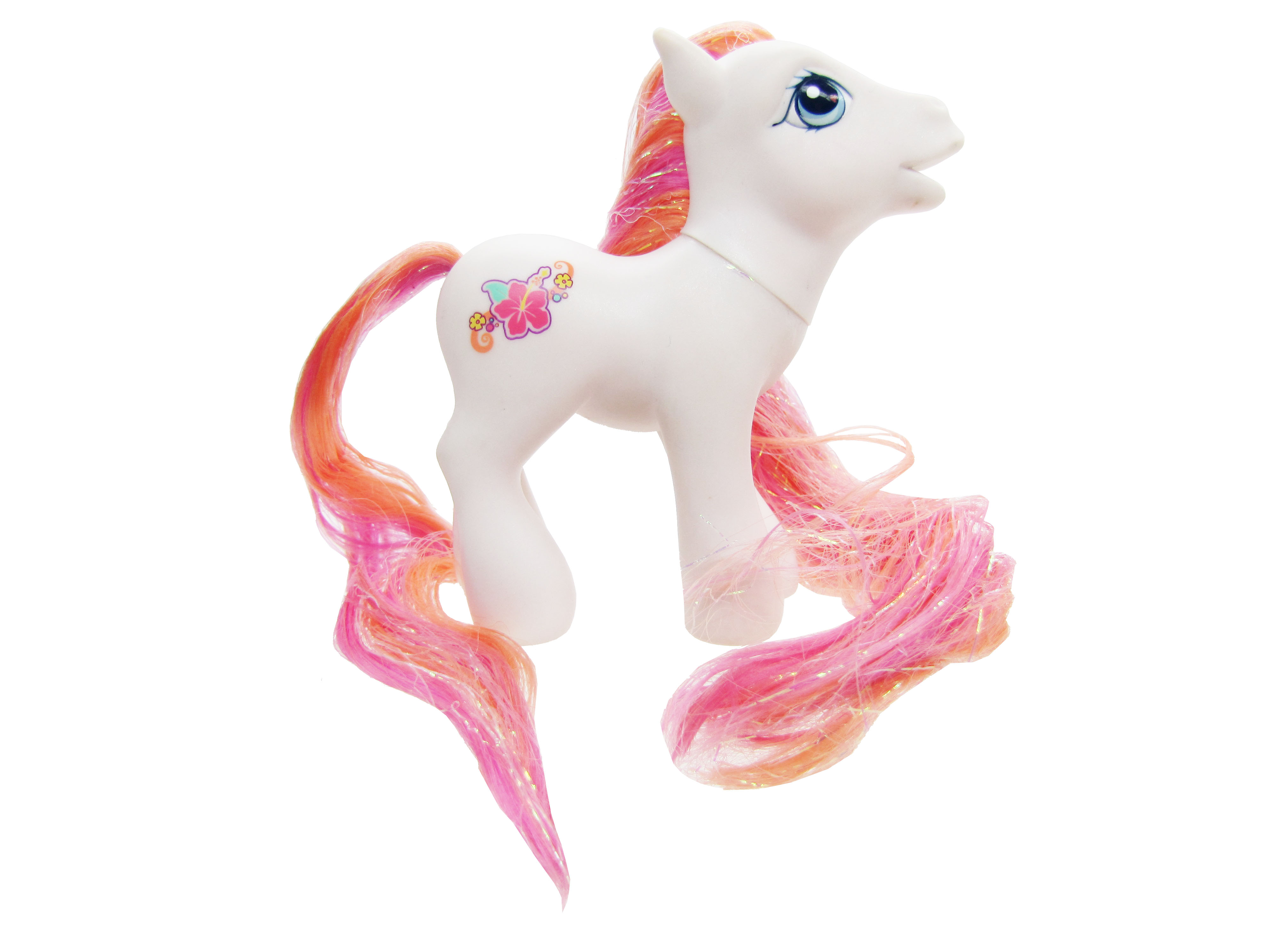 2004 My Little Pony Long Hair Toys R Us Exclusive Aloha Pearl