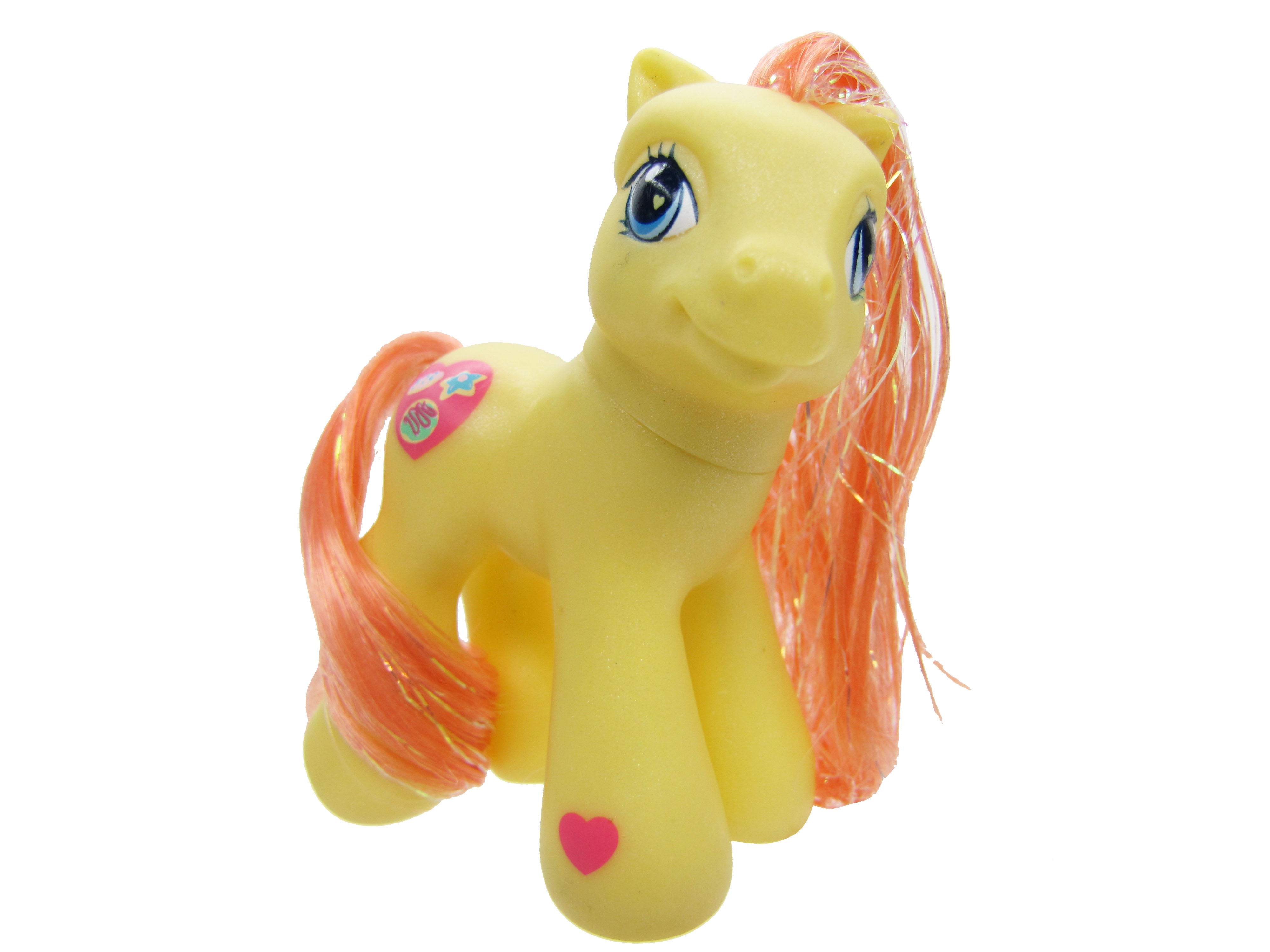 2004 My Little Pony Target Exclusive Butter Drop