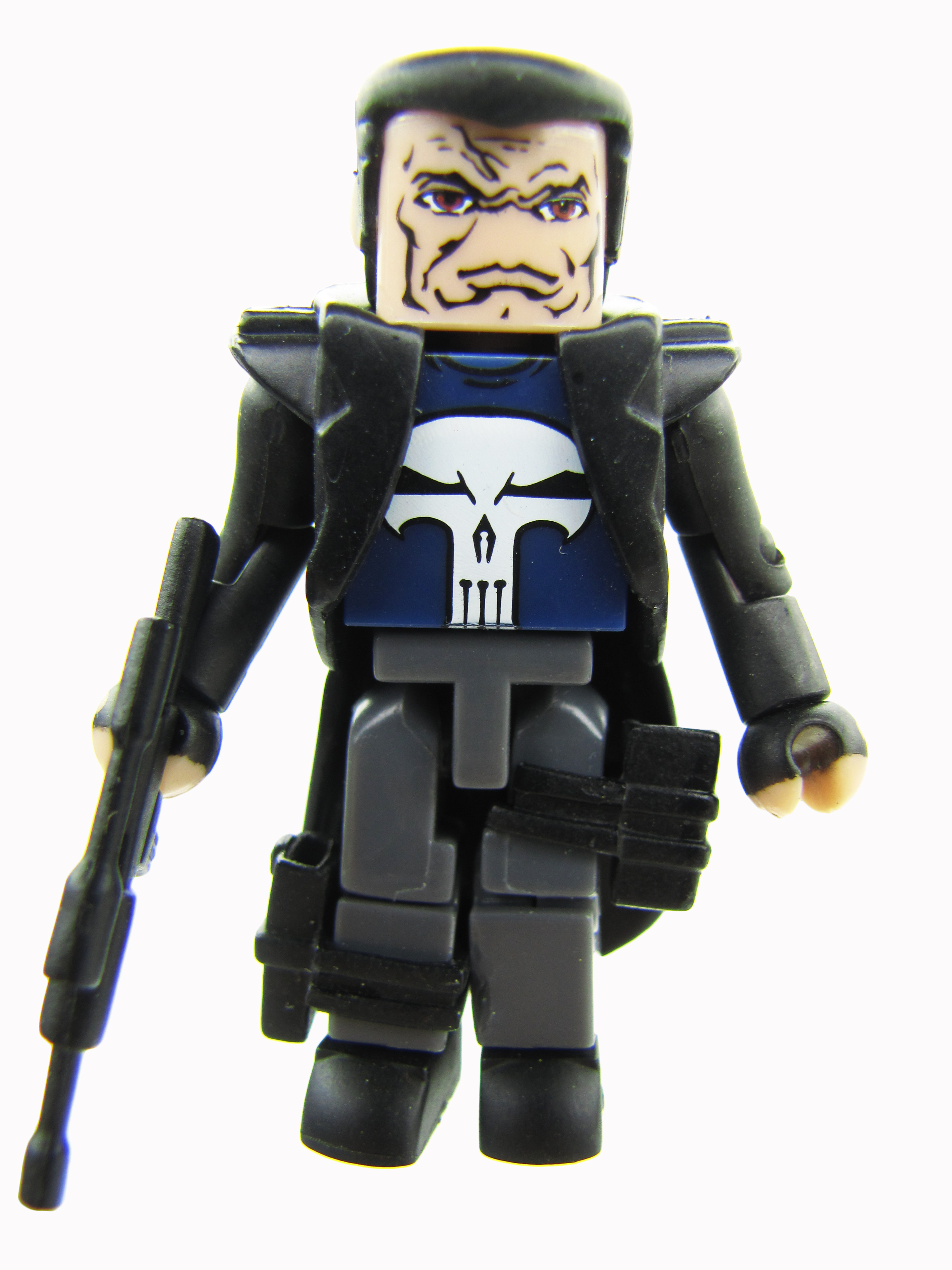 2005 Diamond Select Marvel Minimates ASSAULT PUNISHER Mint Condition