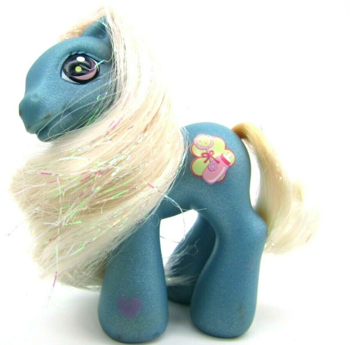 2004 My Little Pony Generation 3 Toys R Us Exclusive BELLALUNA Very NICE