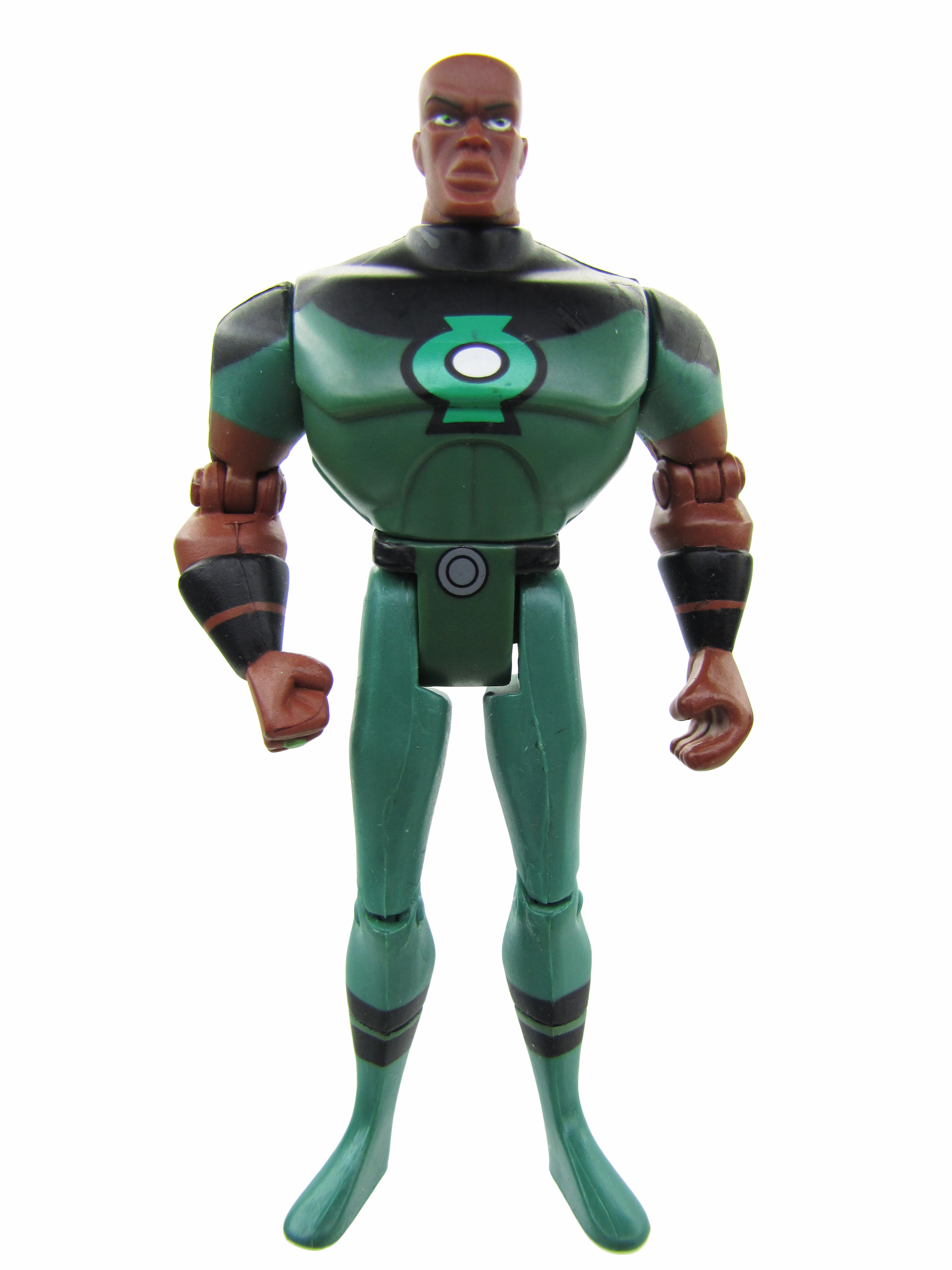2006 Justice League Unlimited JUSTICE LORDS GREEN LANTERN Complete Mint