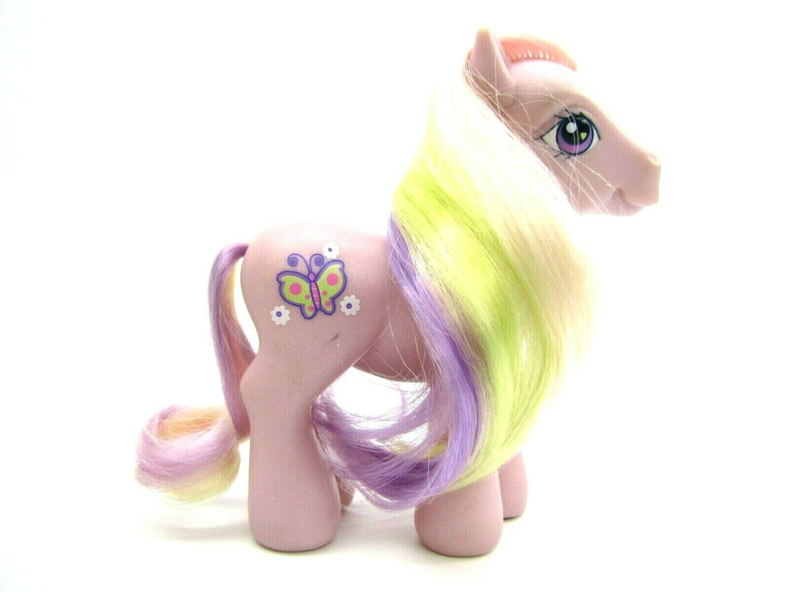 2006 My Little Pony Generation 3 Sunny Adventures FLUTTERSHY III Very NICE