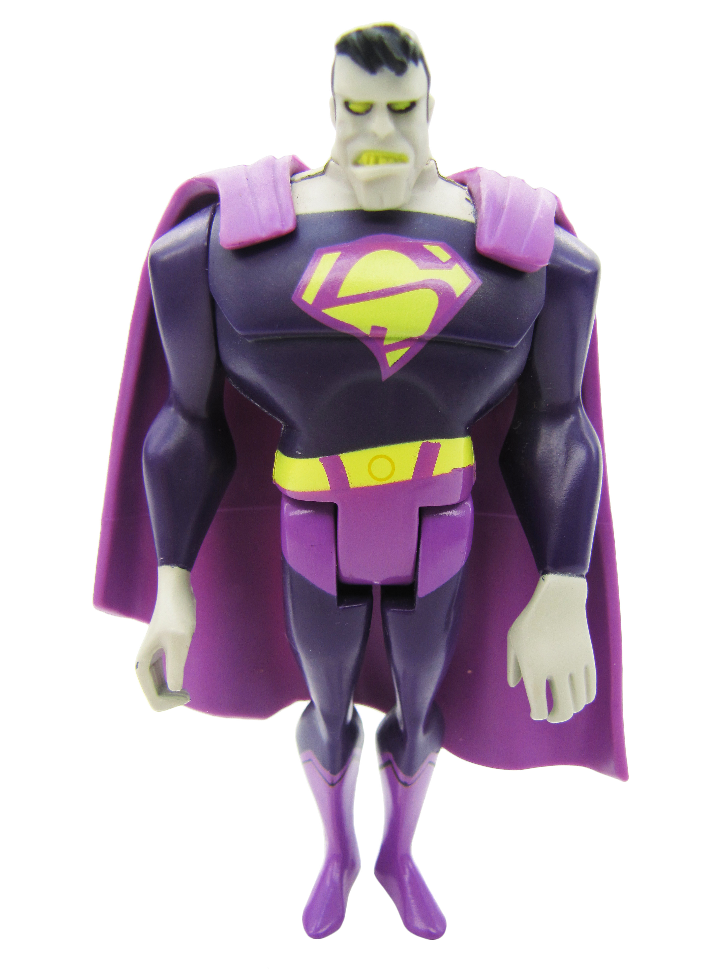 2007 Justice League Unlimited LAVA DOOMSDAY 6 PACK BIZARRO Mint