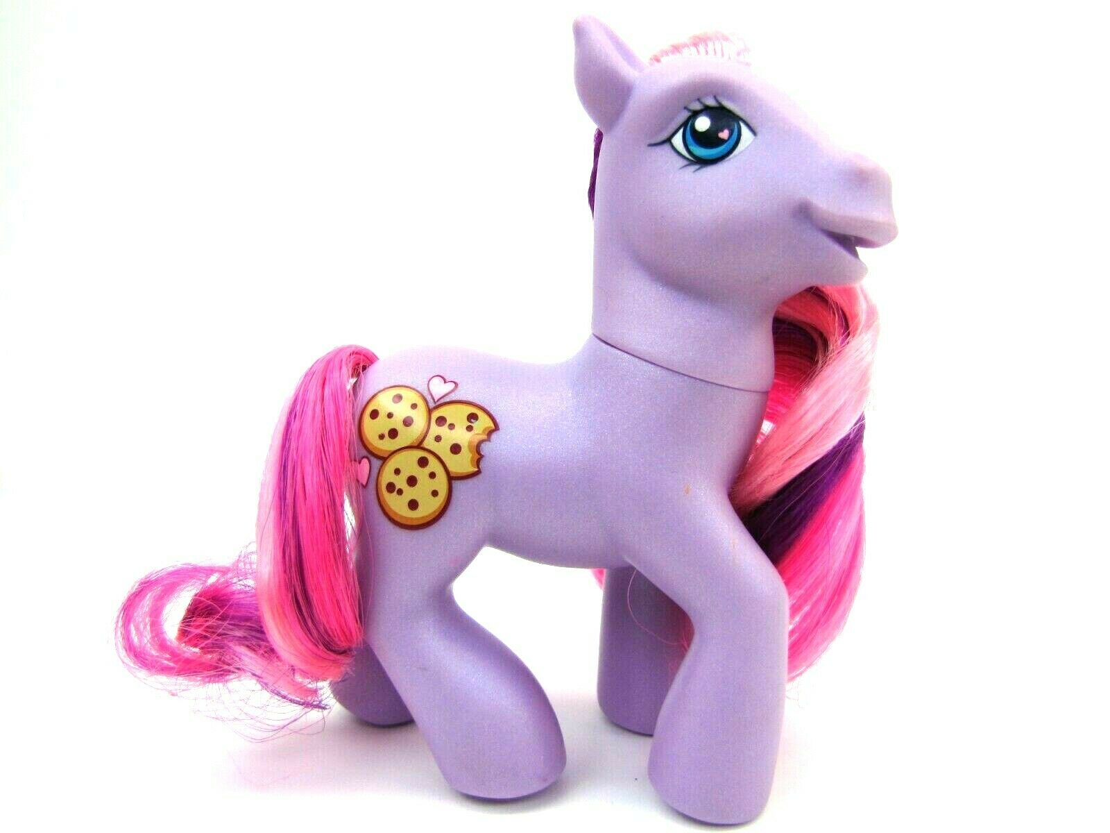 2007 My Little Pony Generation 3 Best Friends CHOCOLATE CHIPPER Very NICE