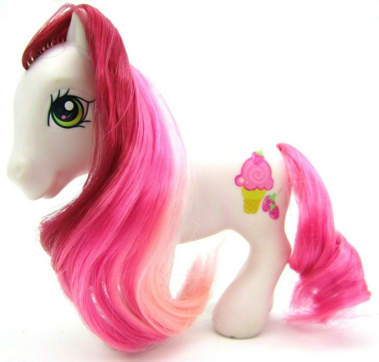 2007 My Little Pony Generation 3 Best Friends STRAWBERRY SURPRISE Very NICE