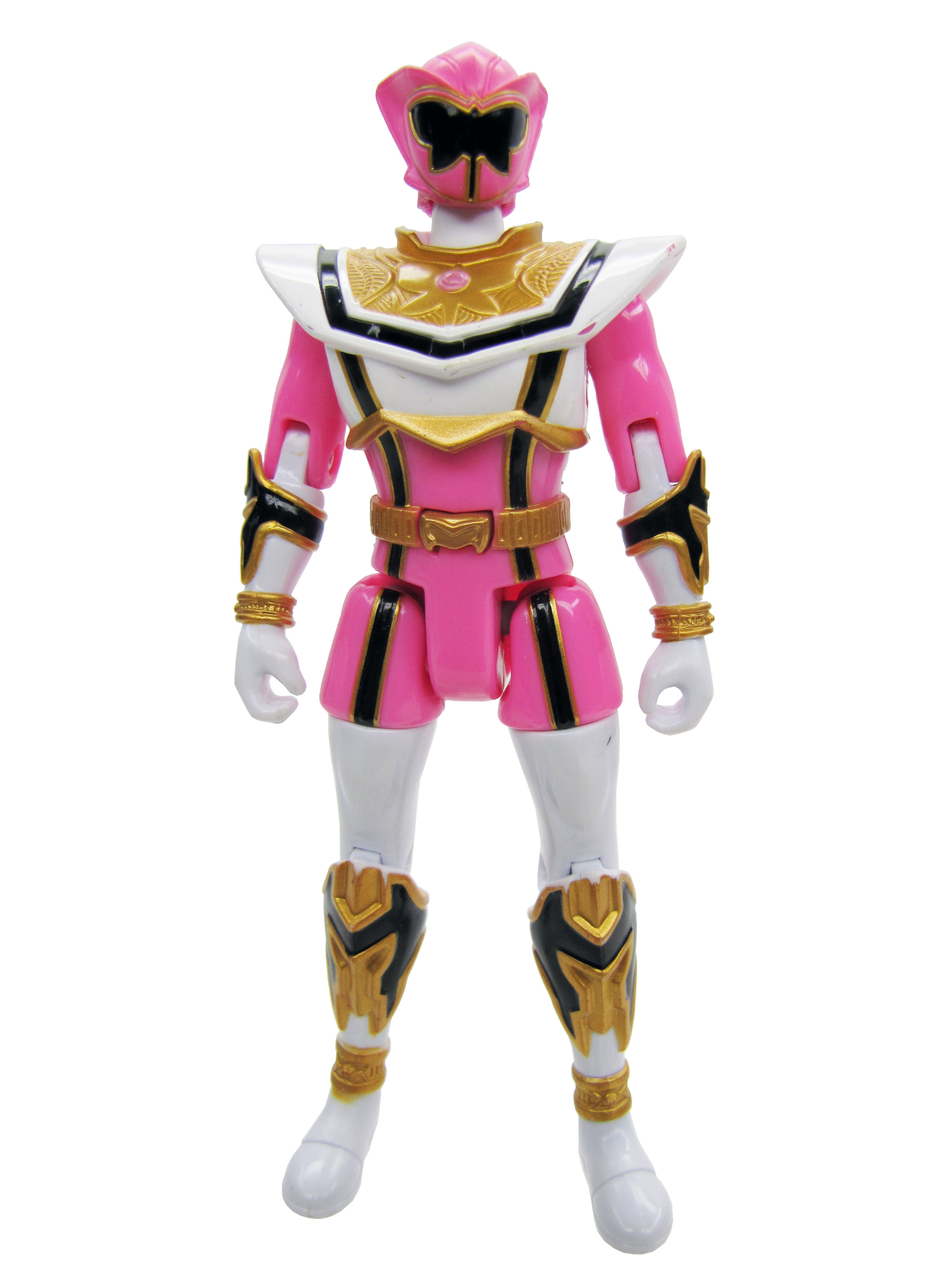 2006 Power Rangers Mystic Force Mystic Sound Pink Ranger Rose