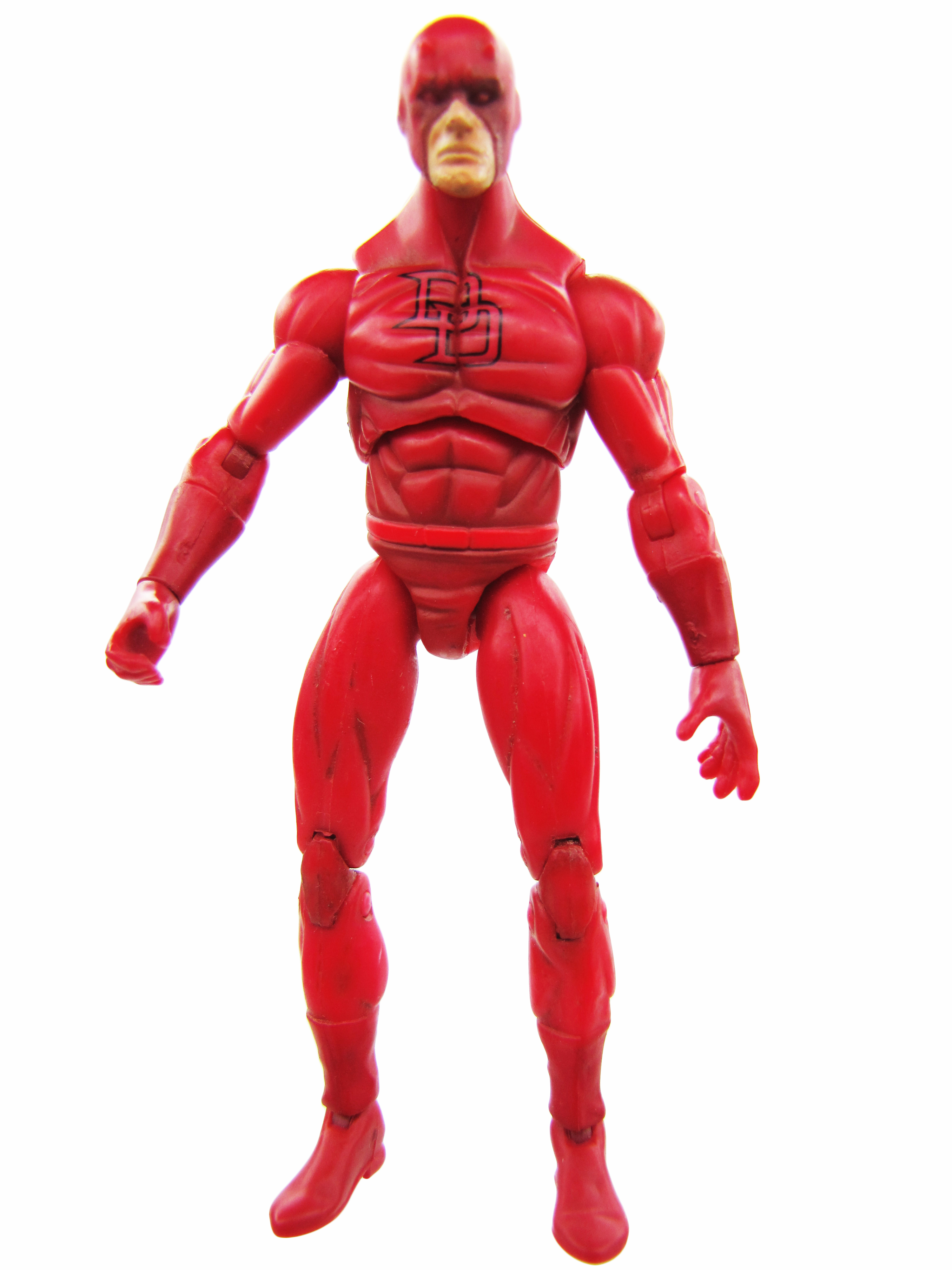 2008 Marvel Universe Fury Files DAREDEVIL Mint Condition