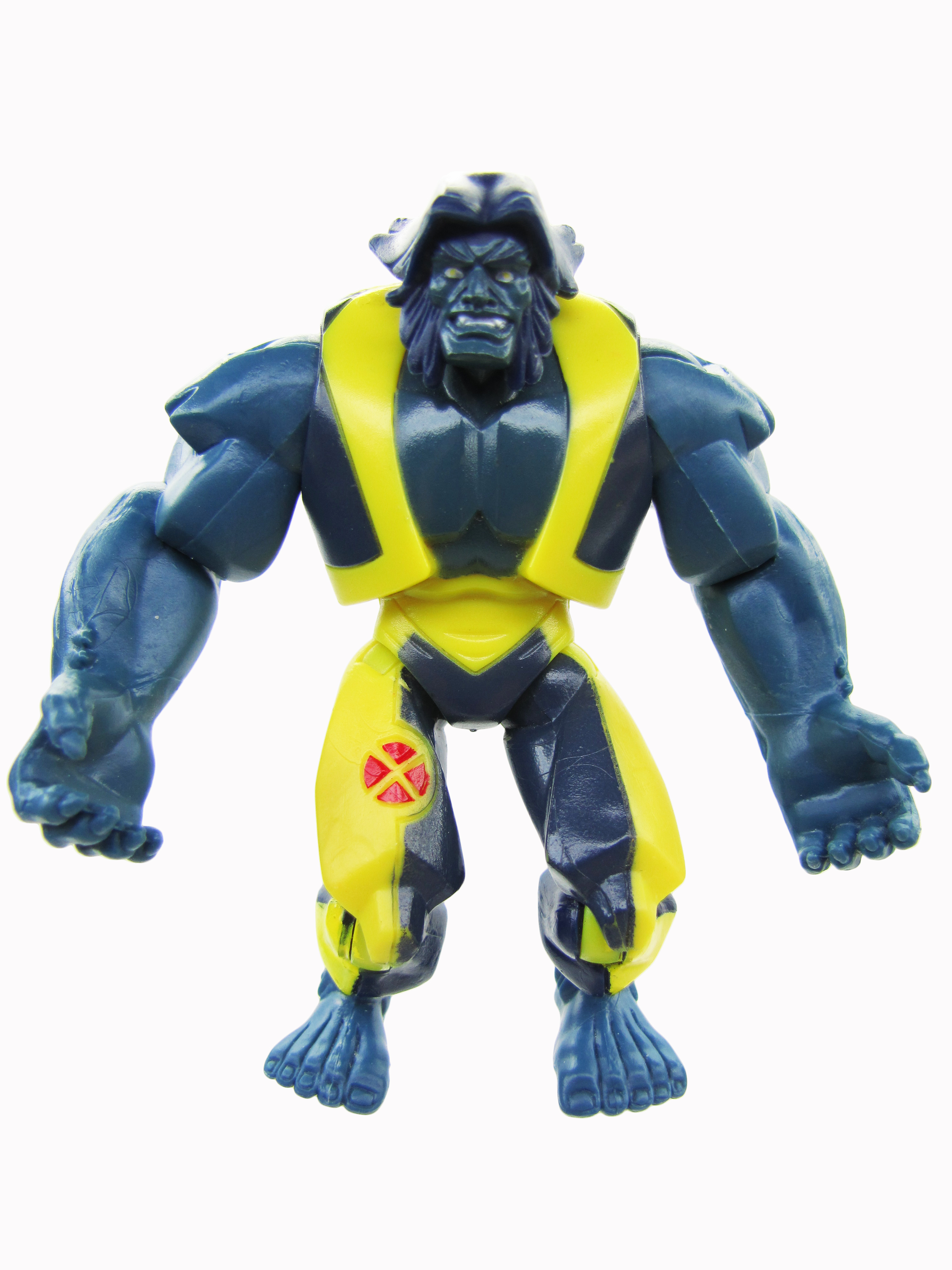 2008 Marvel Wolverine and the X-Men BEAST Good Condition