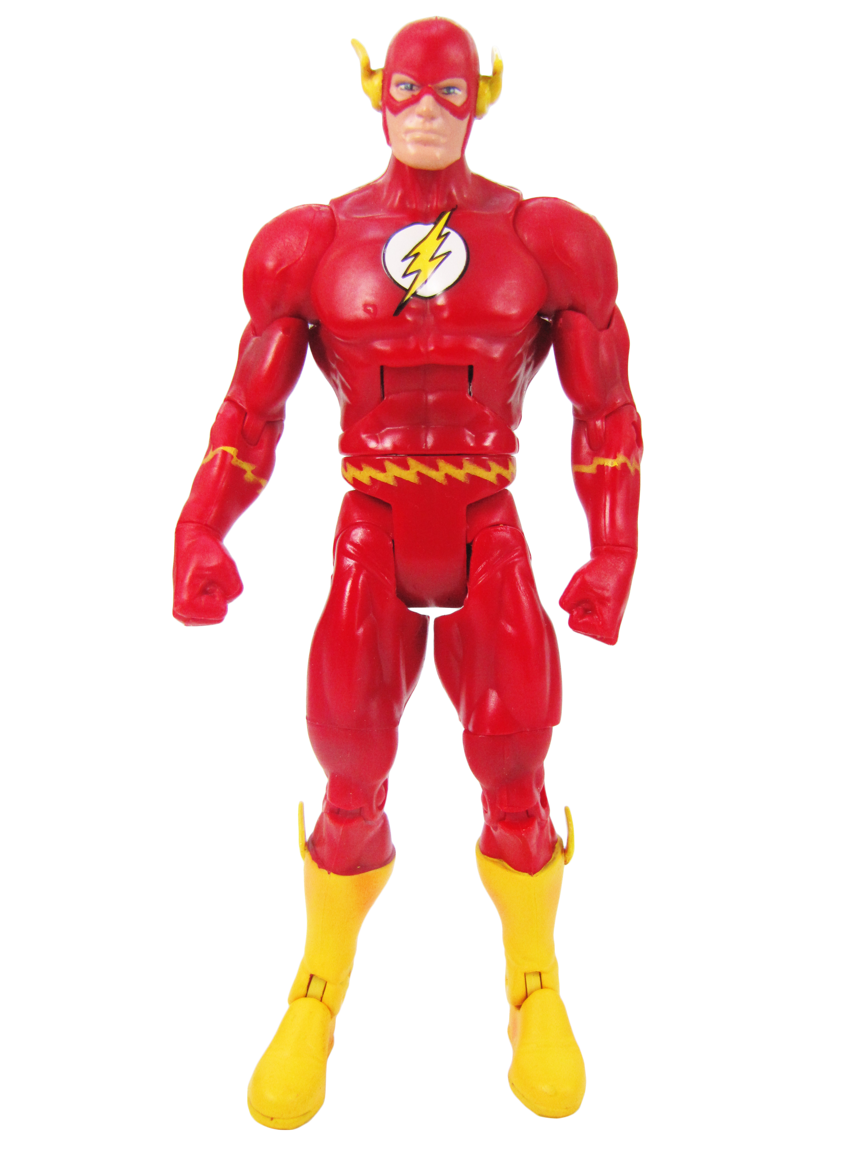 2009 DC Universe Classics THE FLASH BARRY ALLEN Wave 7 ATOM SMASHER Complete