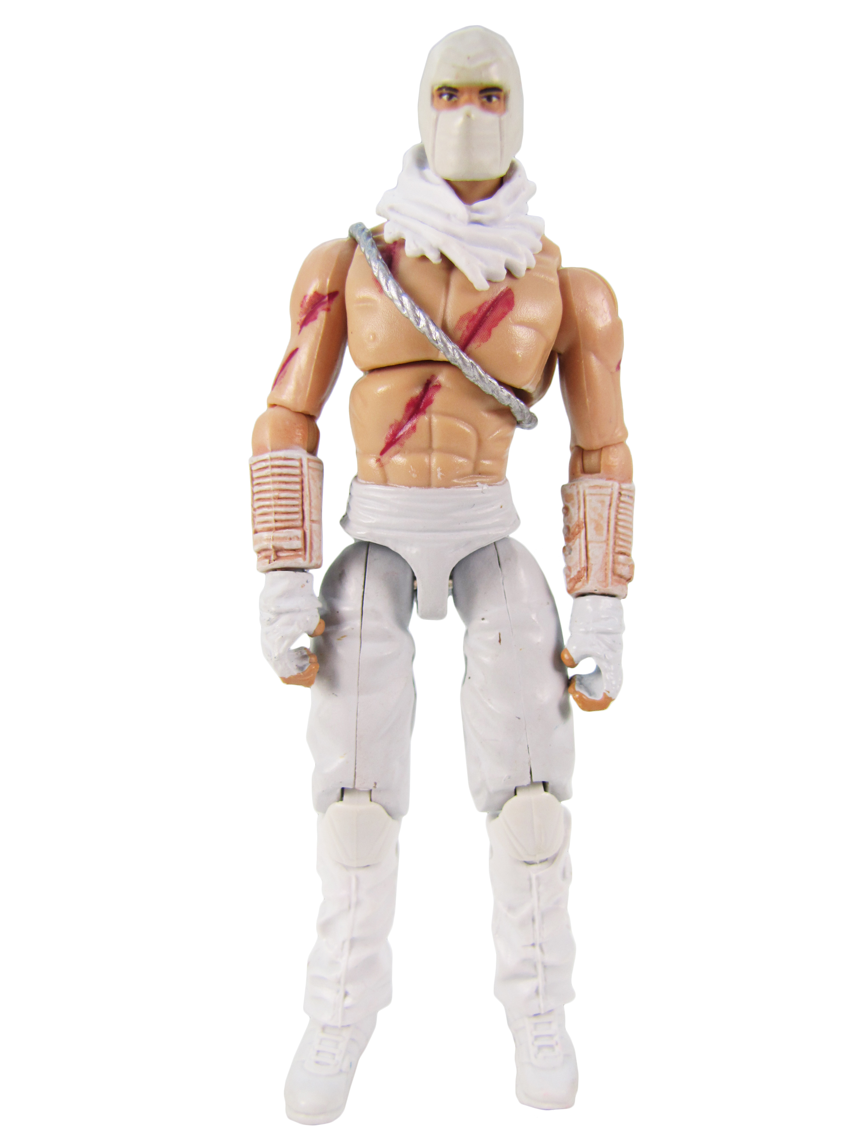 2009 GIJoe The Rise of Cobra ARCTIC ASSAULT STORM SHADOW Mint Condition