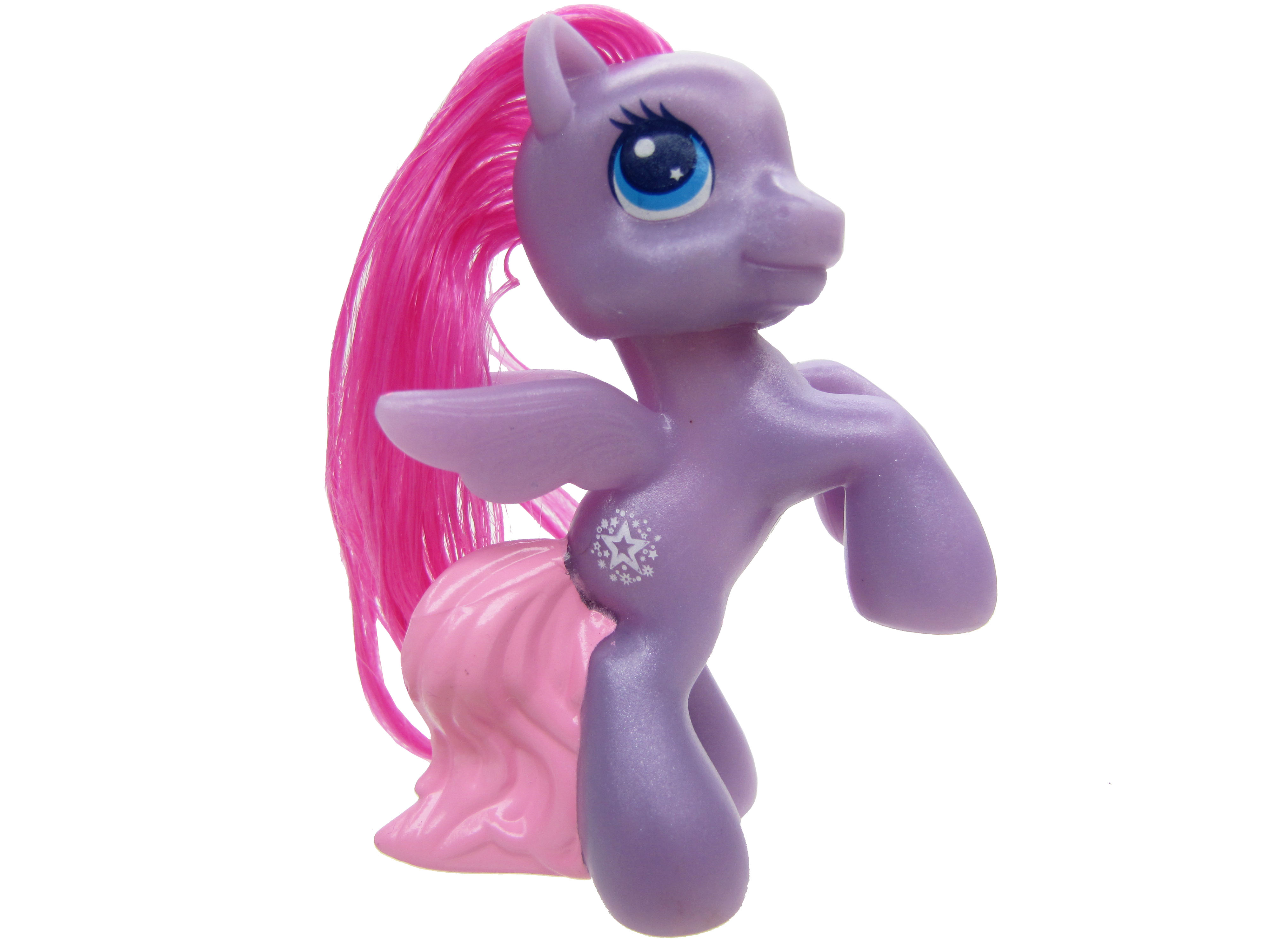2009 My Little Pony McDonalds Starsong Complete