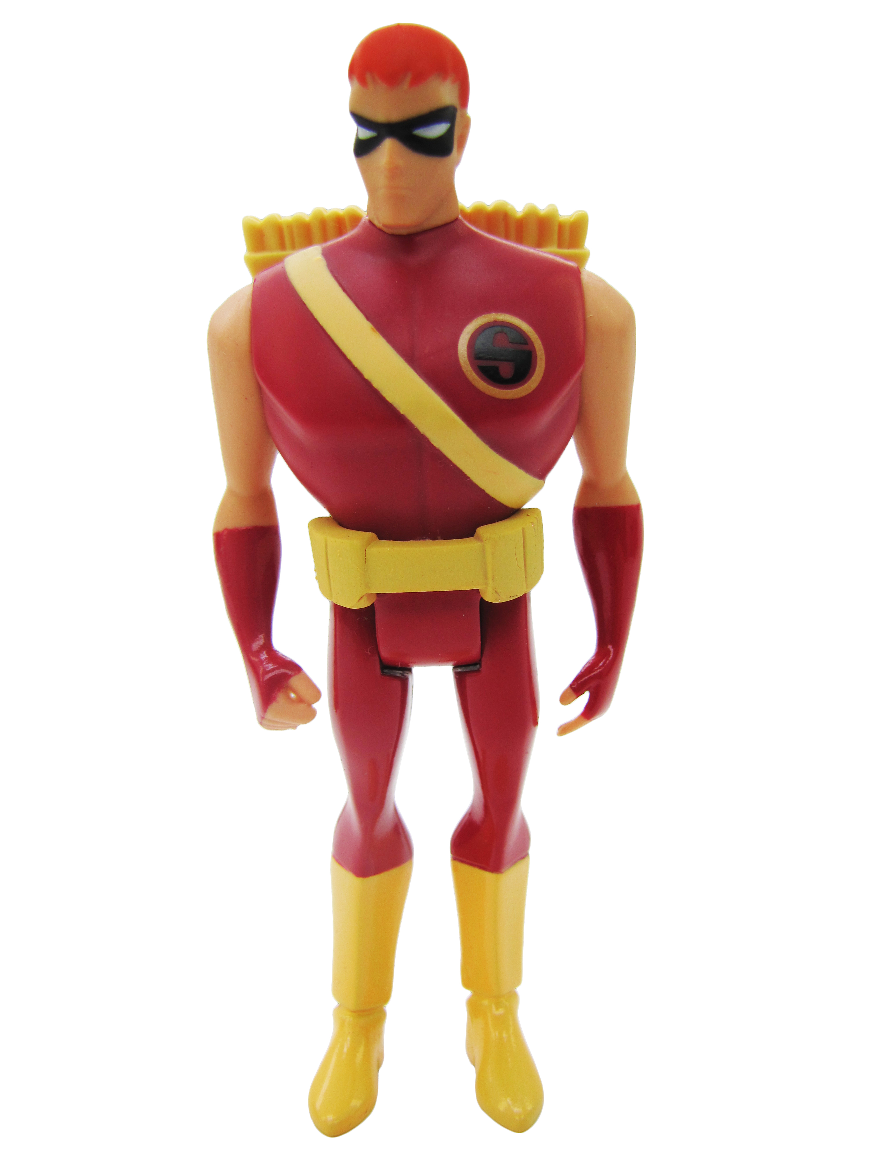 2011 Justice League Unlimited MATTY COLLECTOR FAN DEMANDED PACK SPEEDY Mint