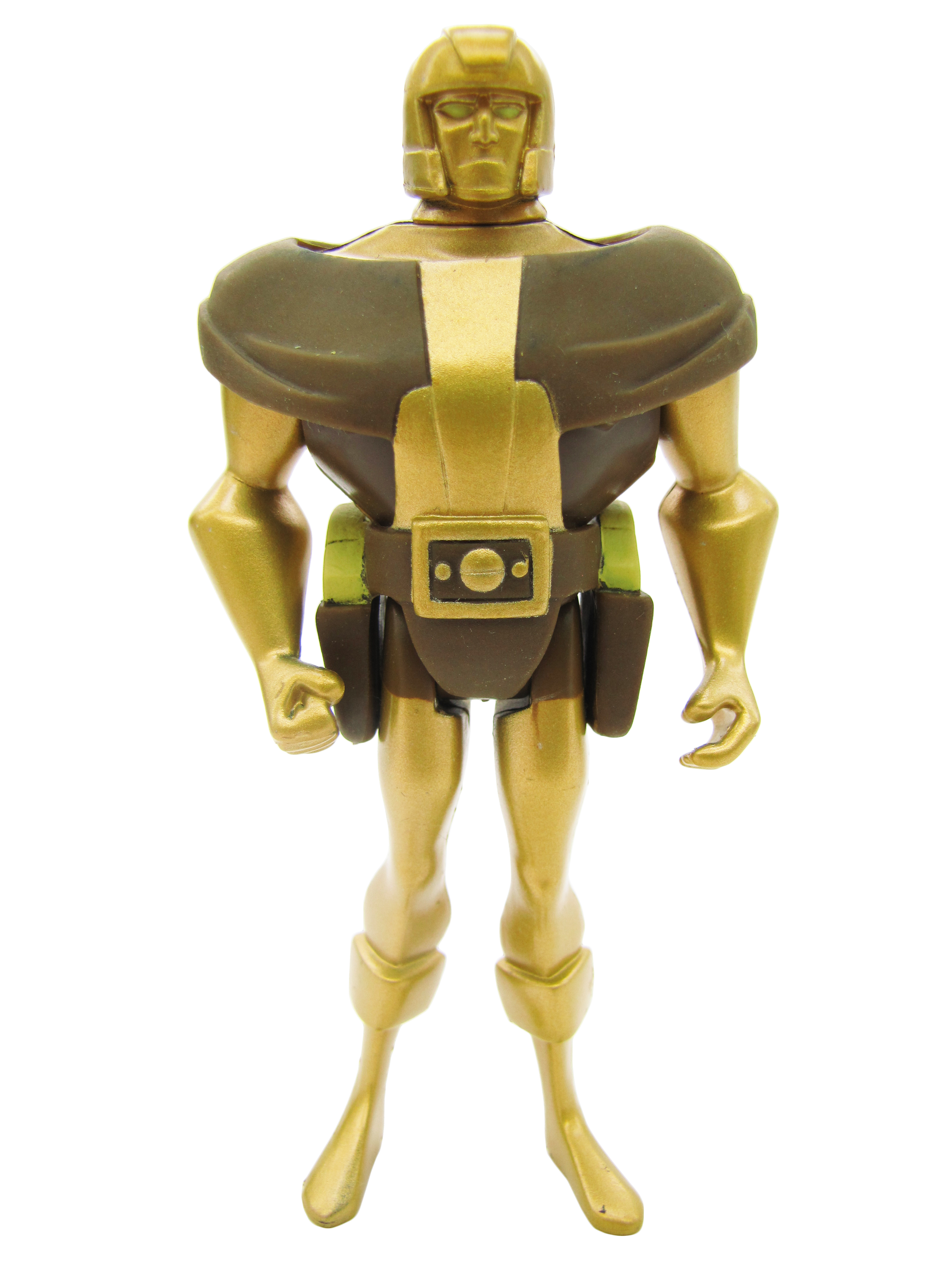2011 Justice League Unlimited MATTY COLLECTOR GOLDFACE EVIL STAR PACK GOLDFACE