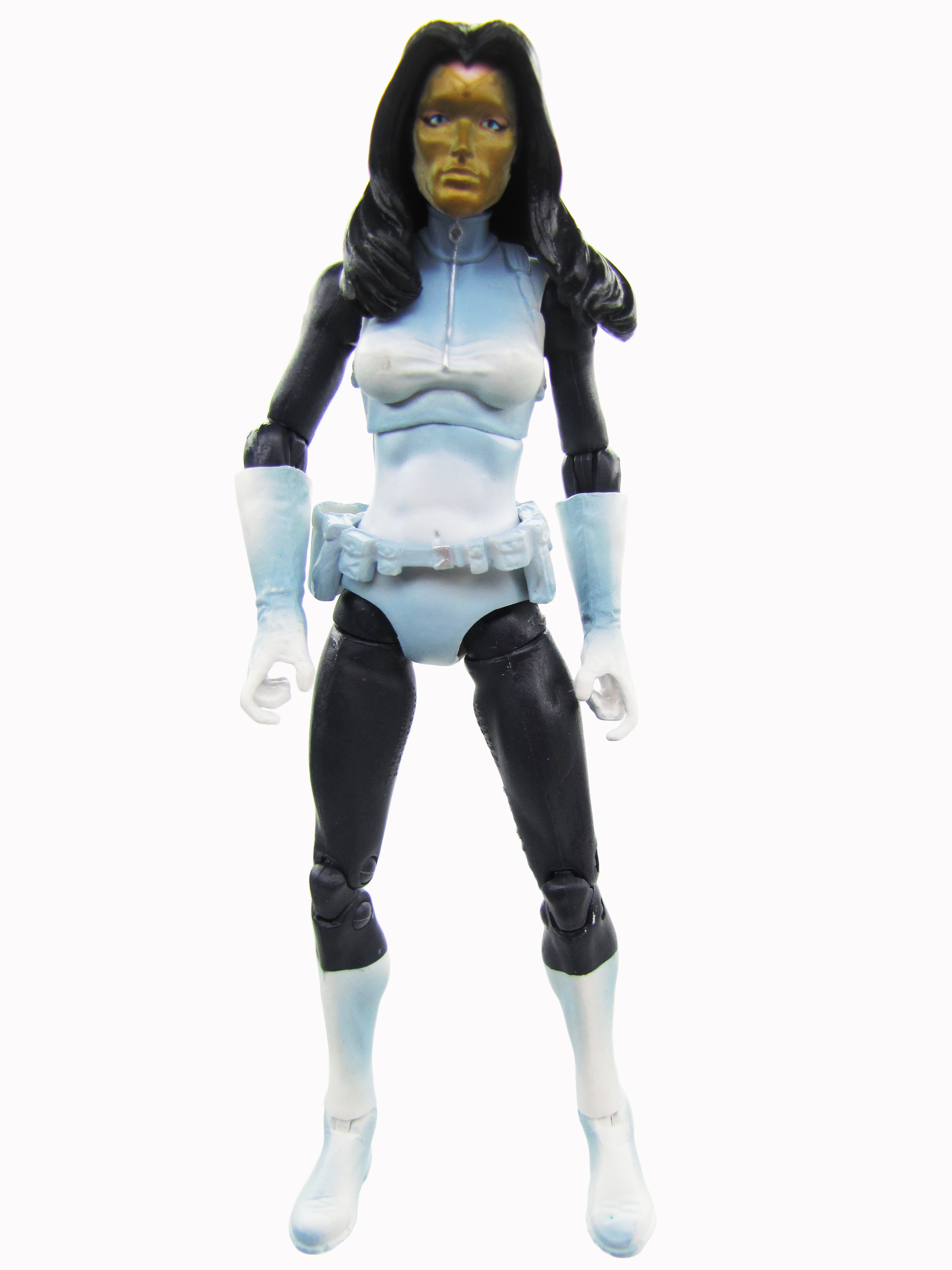 2012 Marvel Legends MARVEL'S MADAMES MADAME MASQUE Near Mint Condition