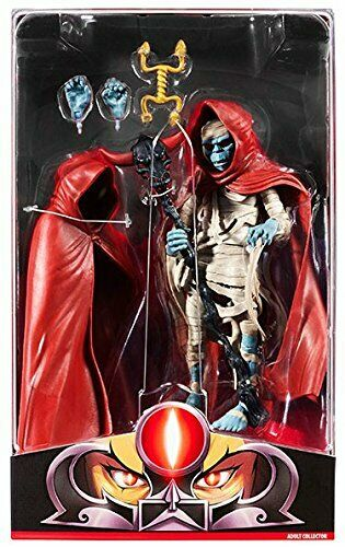 2016 ThunderCats Matty Collector Club Third Earth MUMM-RA Mint Sealed NEW