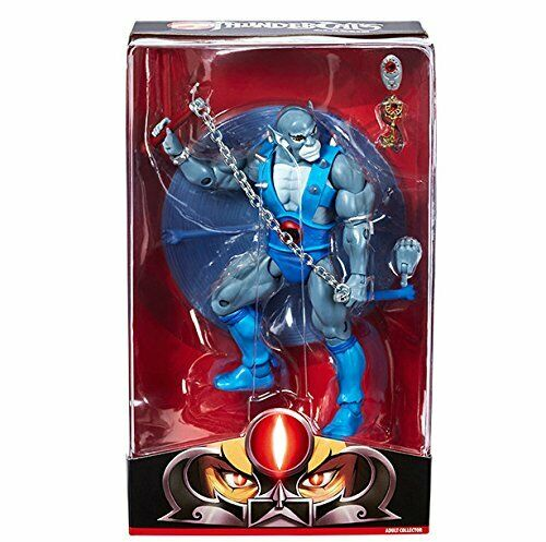 2016 ThunderCats Matty Collector Club Third Earth PANTHRO Mint Sealed NEW