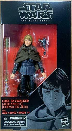 "2019 Star Wars Black Series 6"" LUKE SKYWALKER JEDI KNIGHT Return of the Jedi NEW"