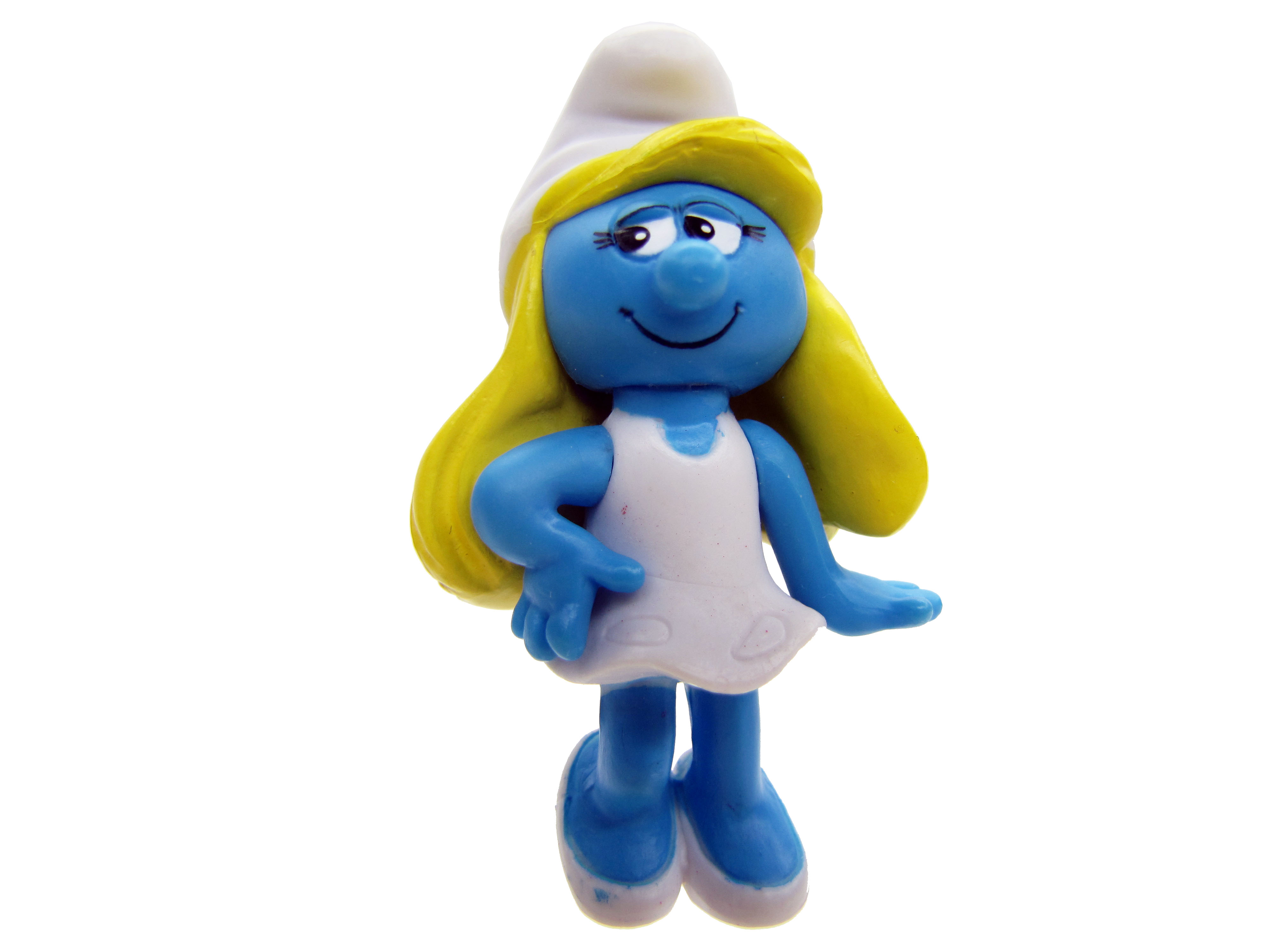 2008 The Smurfs Series 1: Smurfette Complete