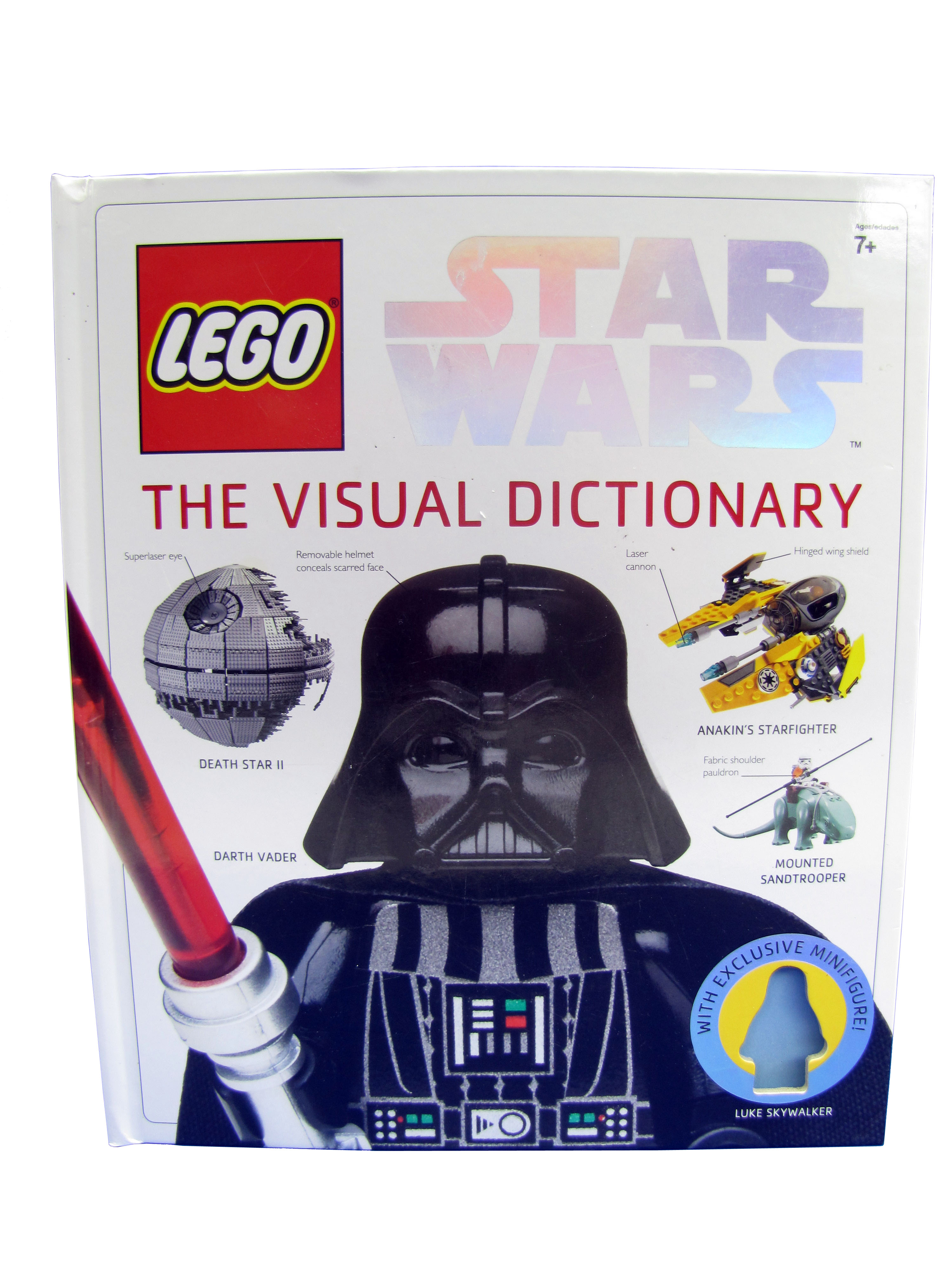 LEGO Star Wars : The Visual Dictionary Simon Beecroft Hard Cover
