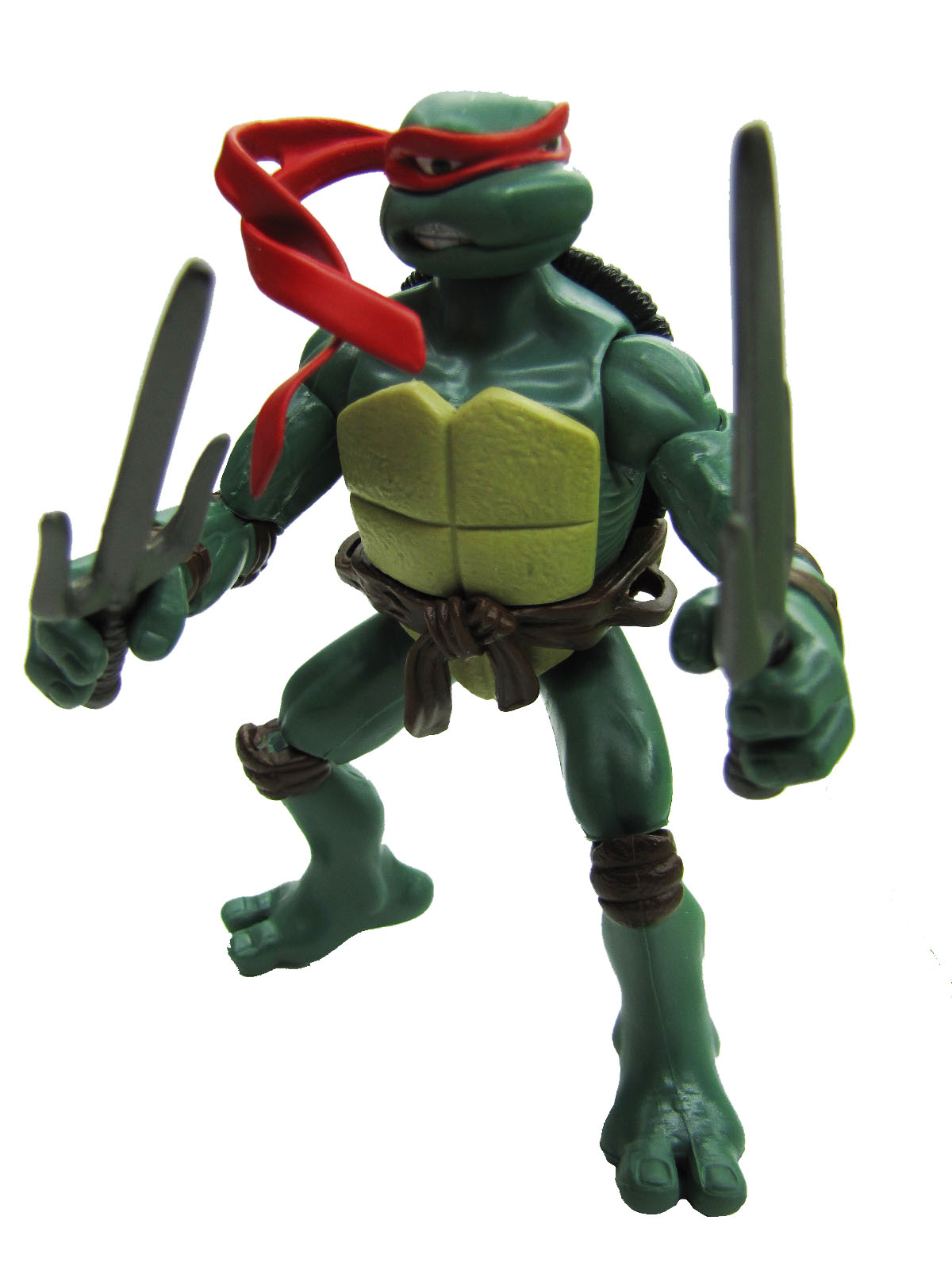 Teenage Muntant Ninja Turtles TMNT Raphael Complete