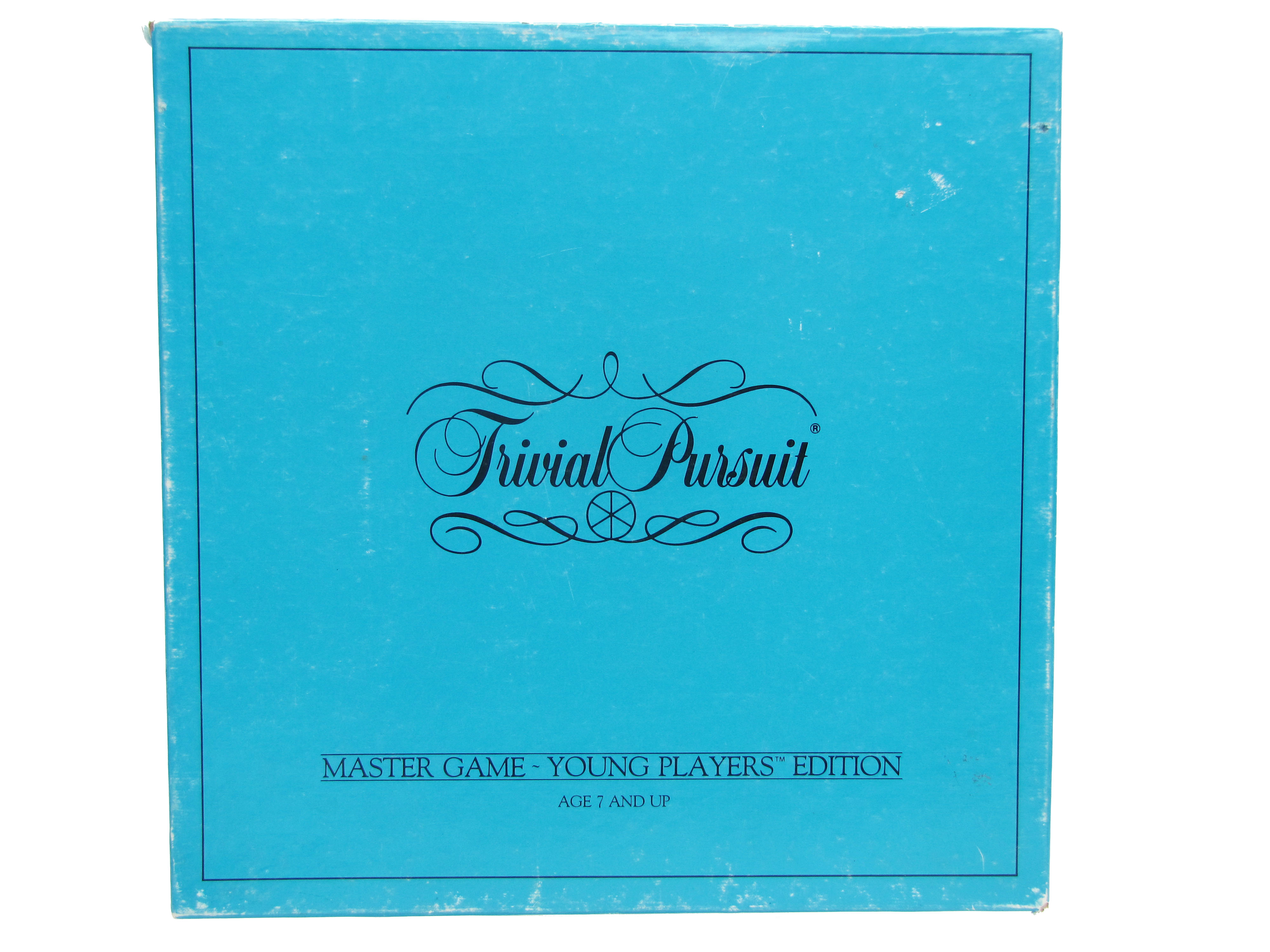 1992 Horn Abbot Trivial Pursuit: Junior Edition Game Complete